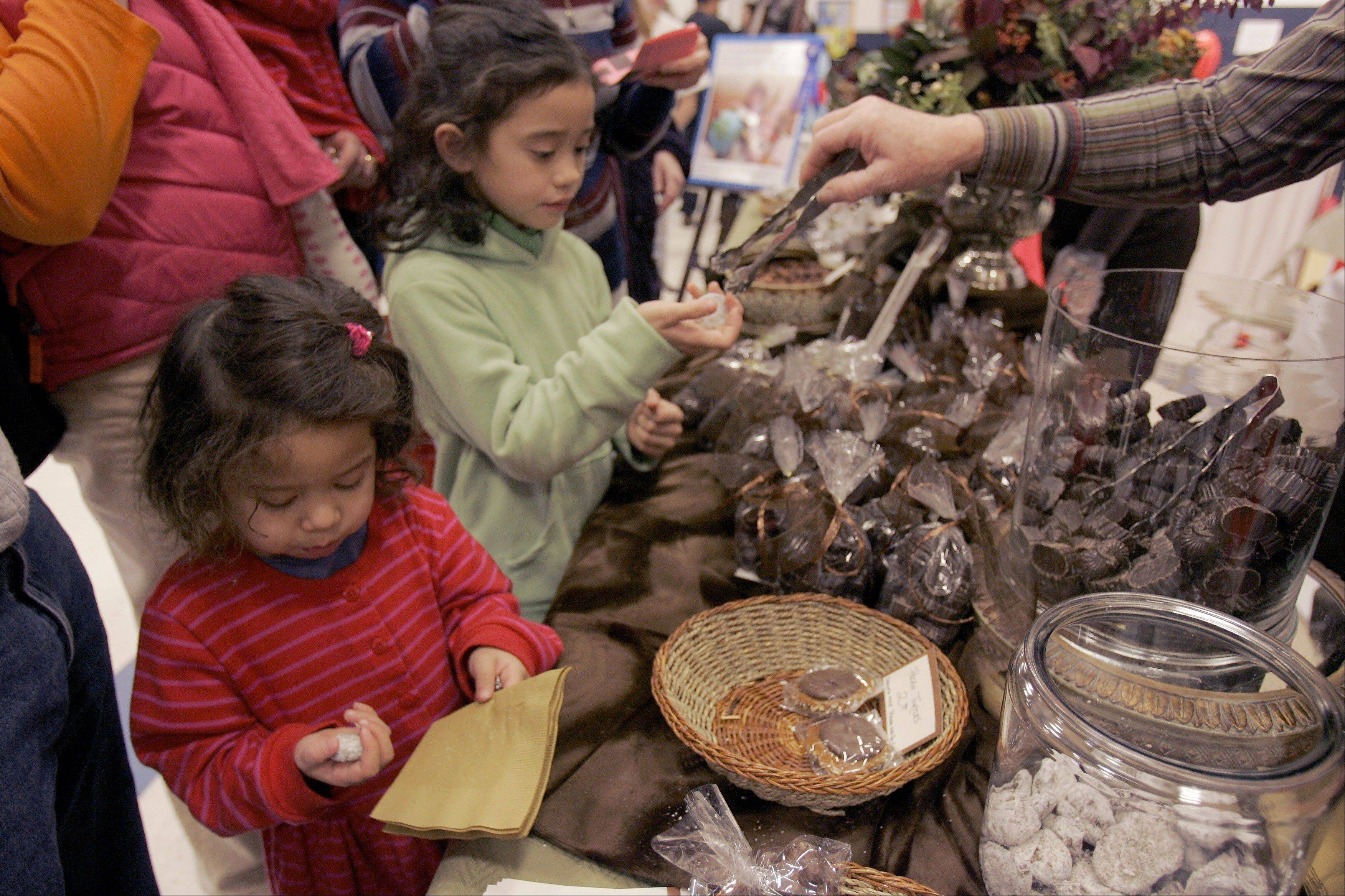 The ninth annual Chocolate Festival returns Saturday to the Neuqua Valley High School Freshman Center in Naperville.