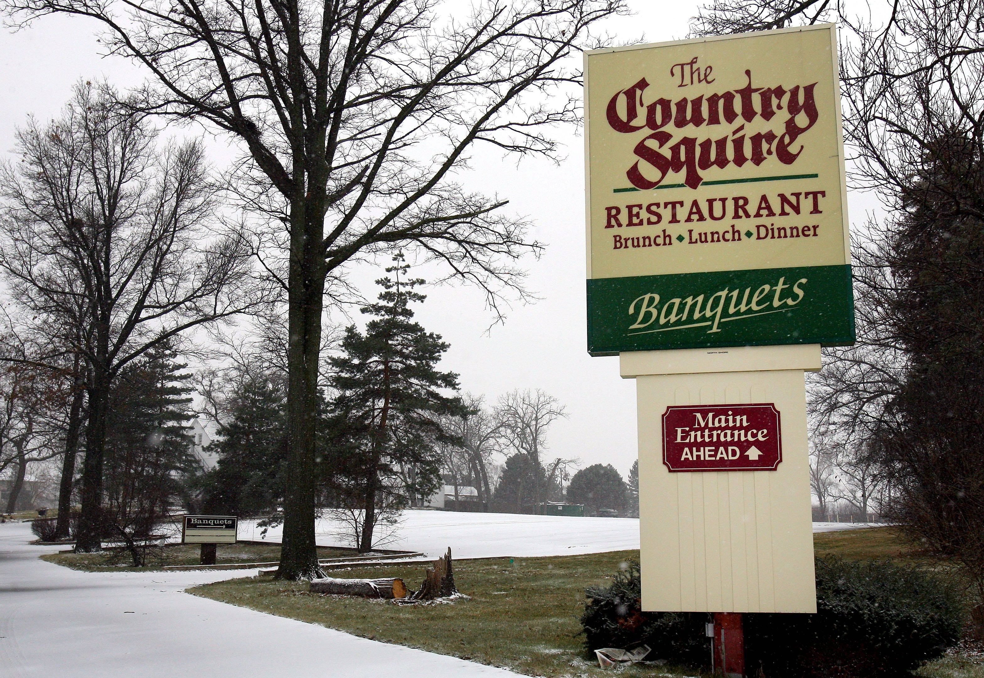 The landmark Country Squire in Grayslake has closed. Village officials confirmed the closure Thursday.