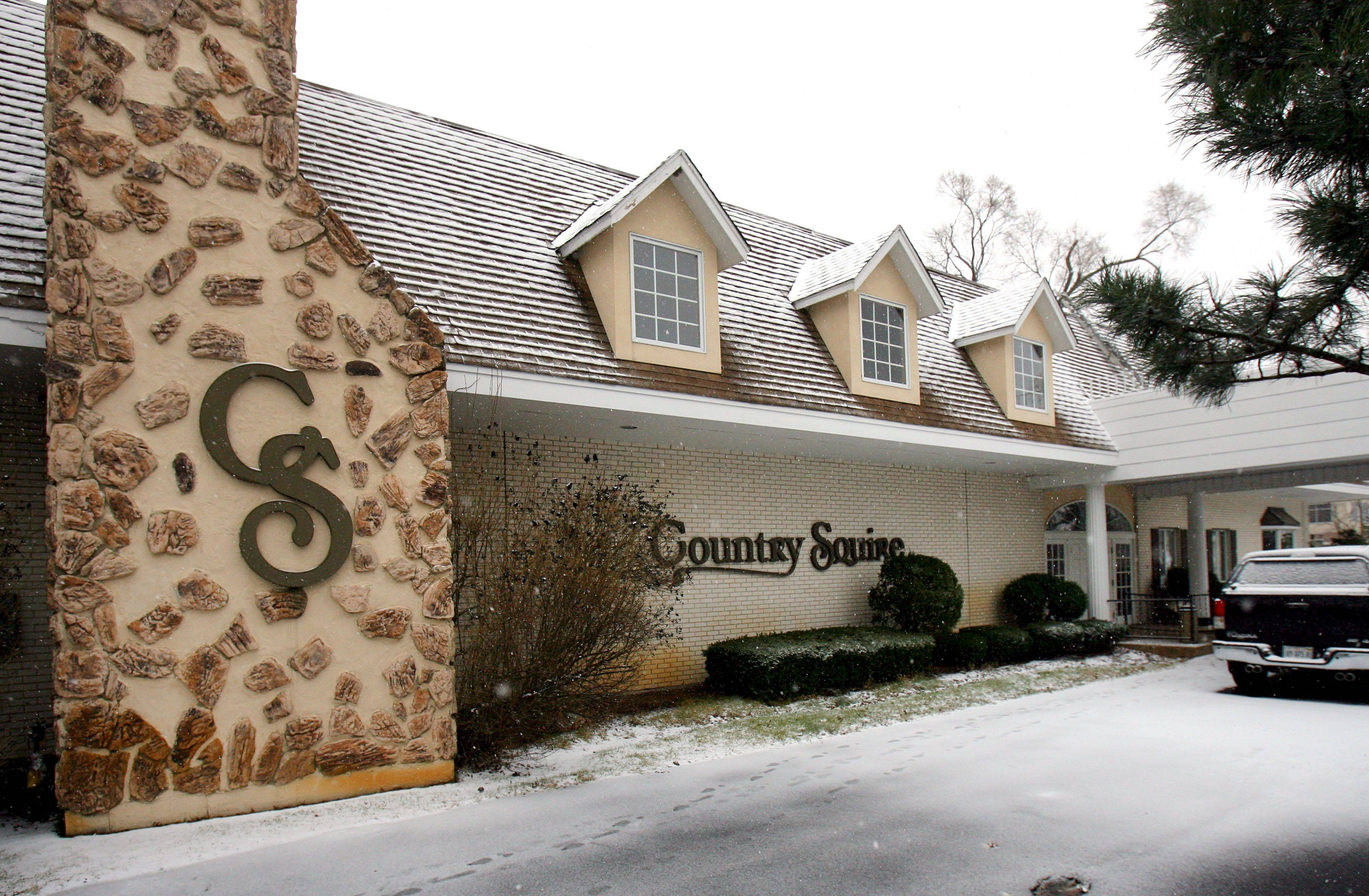 Country Squire in Grayslake attracted everyday folks for special occasions, celebrities and politicians over the years. Grayslake village officials confirmed the restaurant's closure Thursday.