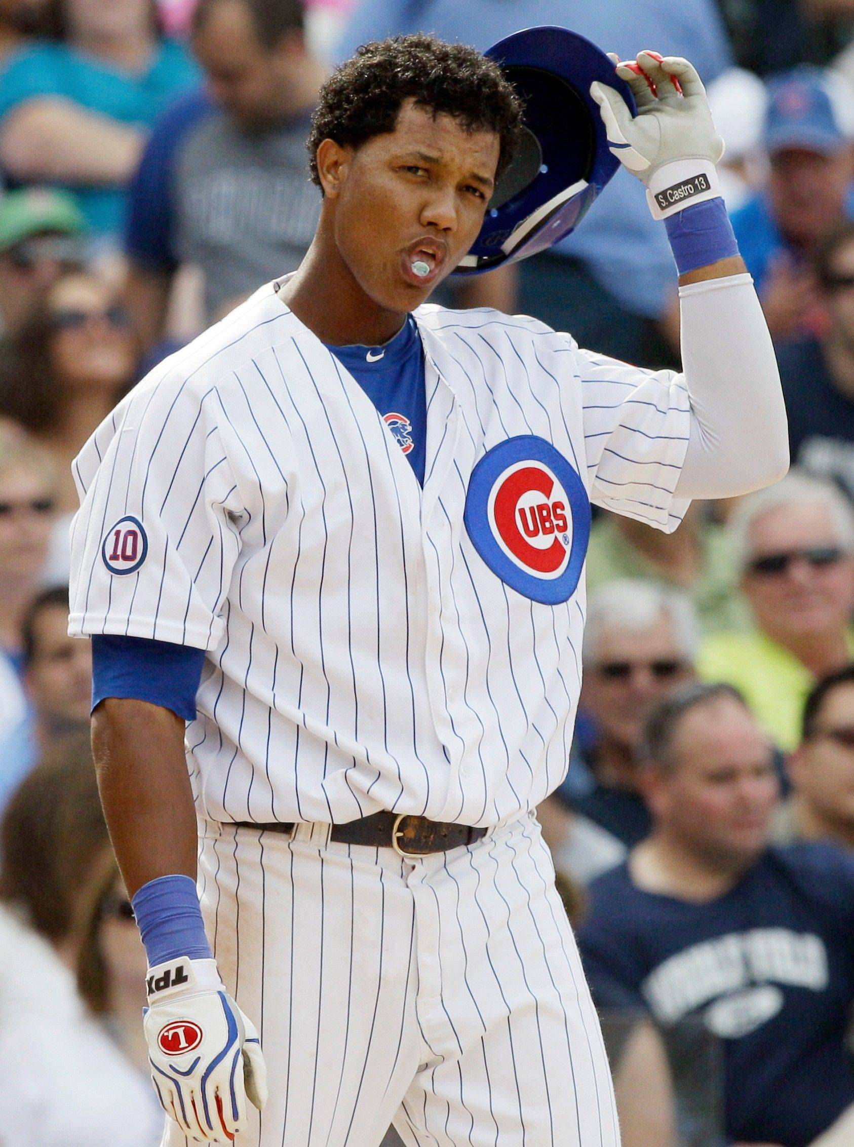 Cubs' Starlin Castro questioned by Chicago police, issues statement
