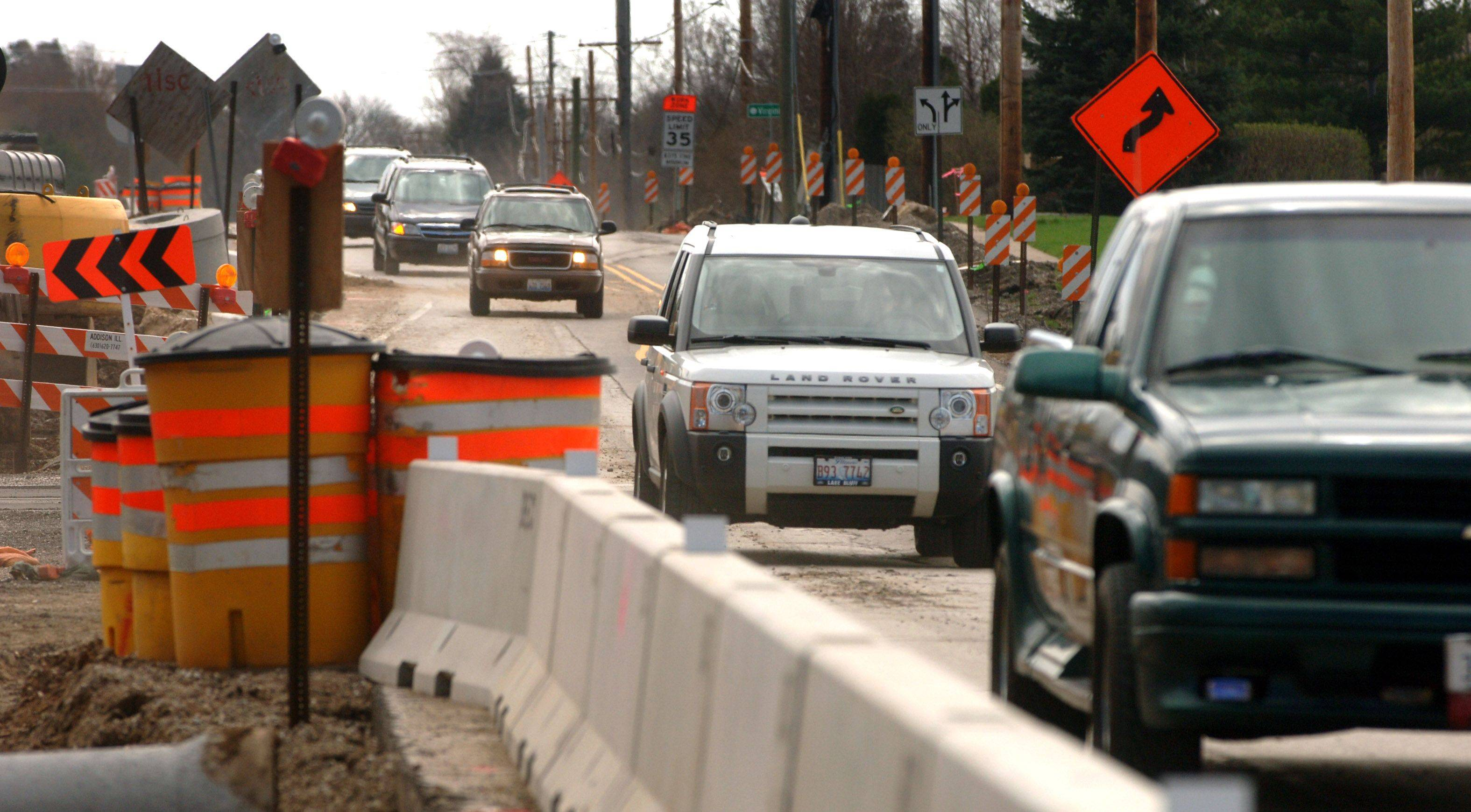 Libertyville residents will be asked to approve a $20 million loan for road repairs when they vote March 20.