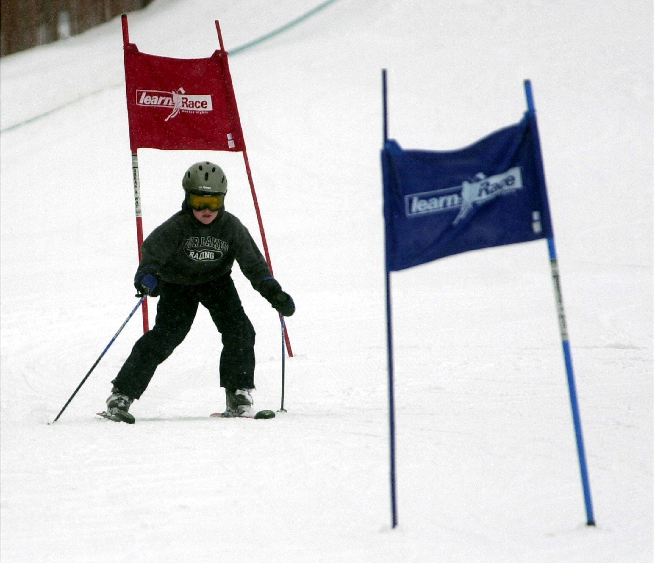 Four Lakes' Snofest Feb. 19 will feature races and racecourse activities as well as a torch parade.