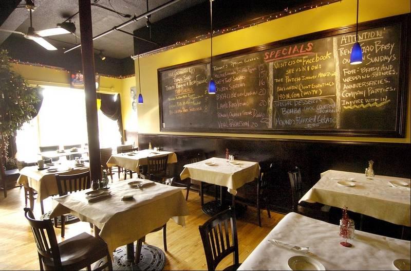 Italian Restaurants Barrington Il Best