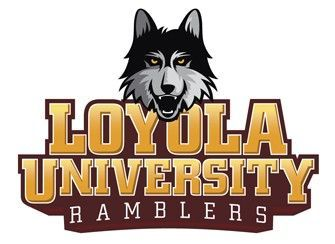 Loyola University Chicago released this image of its new logo for its athletic programs.