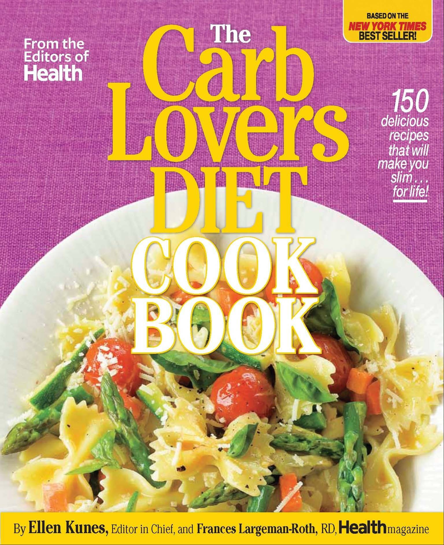 Weight-loss cookbook for carb lovers