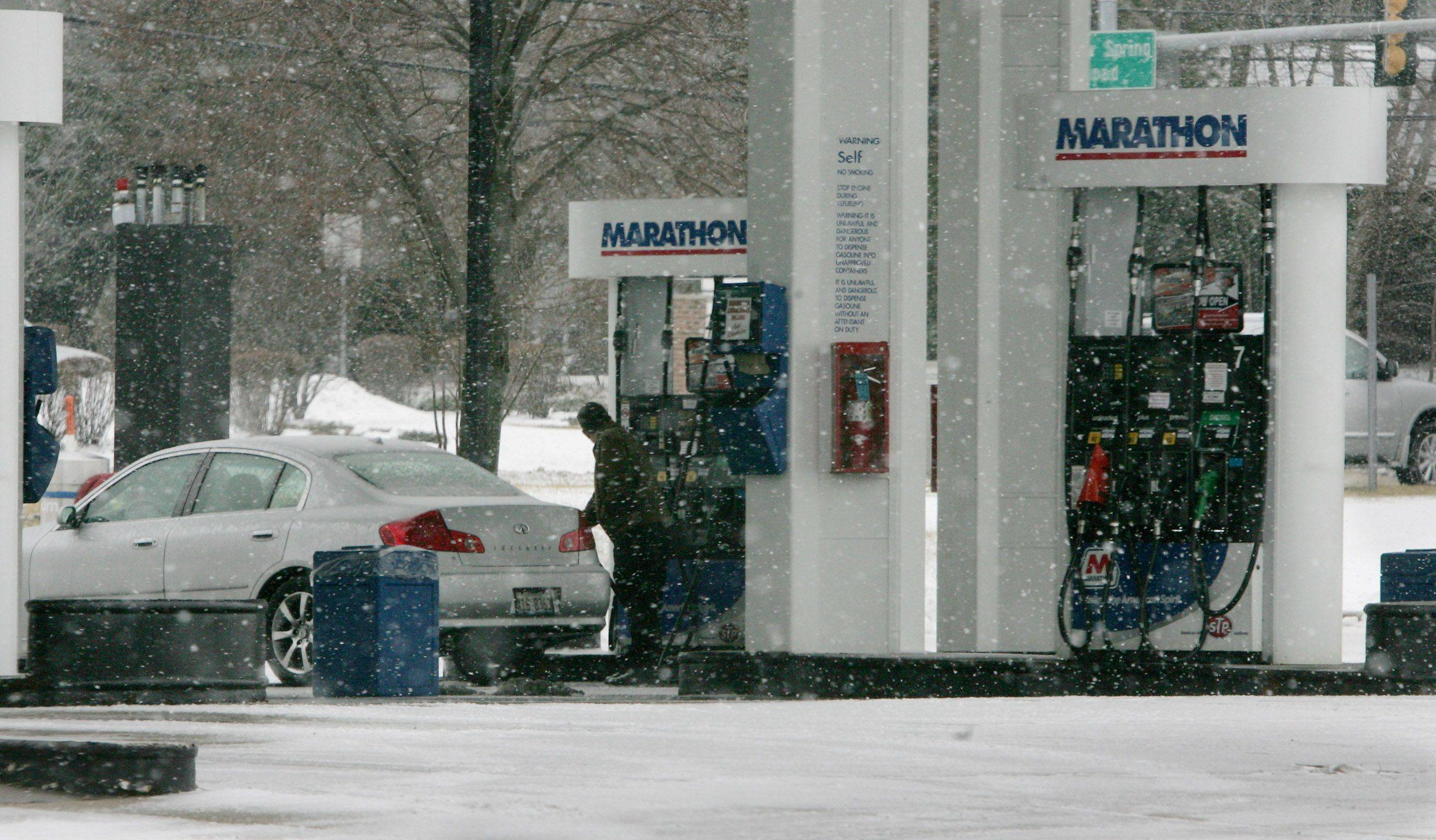 Last year, state agriculture department inspectors found that more than 35 percent of this Mundelein gas station's fuel lines were faulty. New owners of the station said costly repairs were made to bring the lines into compliance.