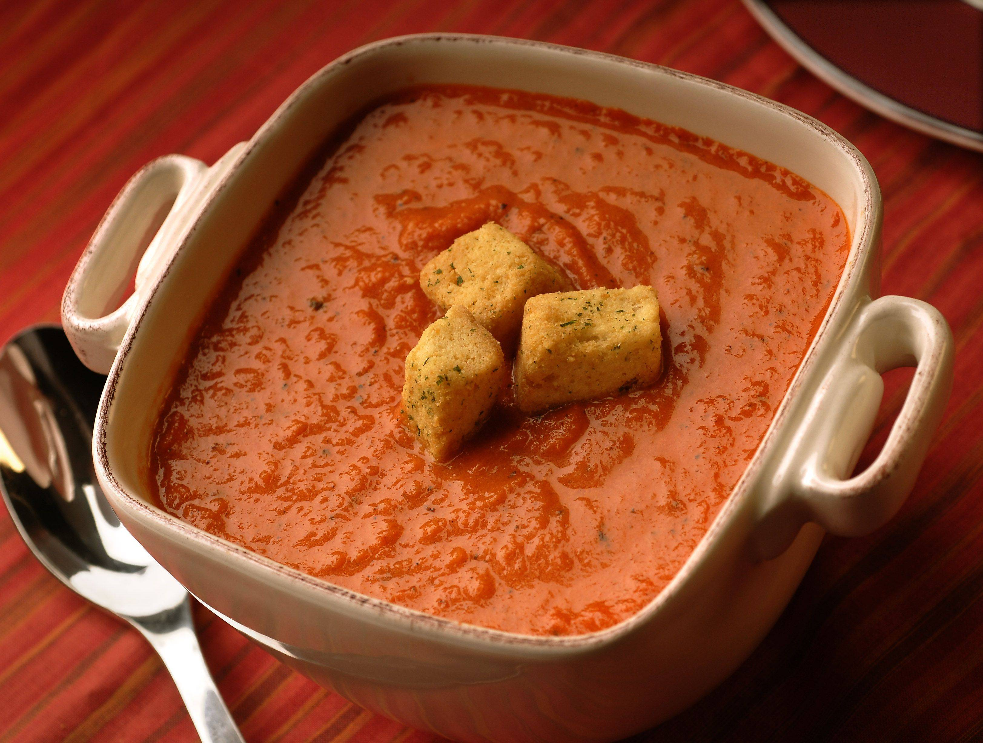 Soupalooza: Best tomato soup starts with a can