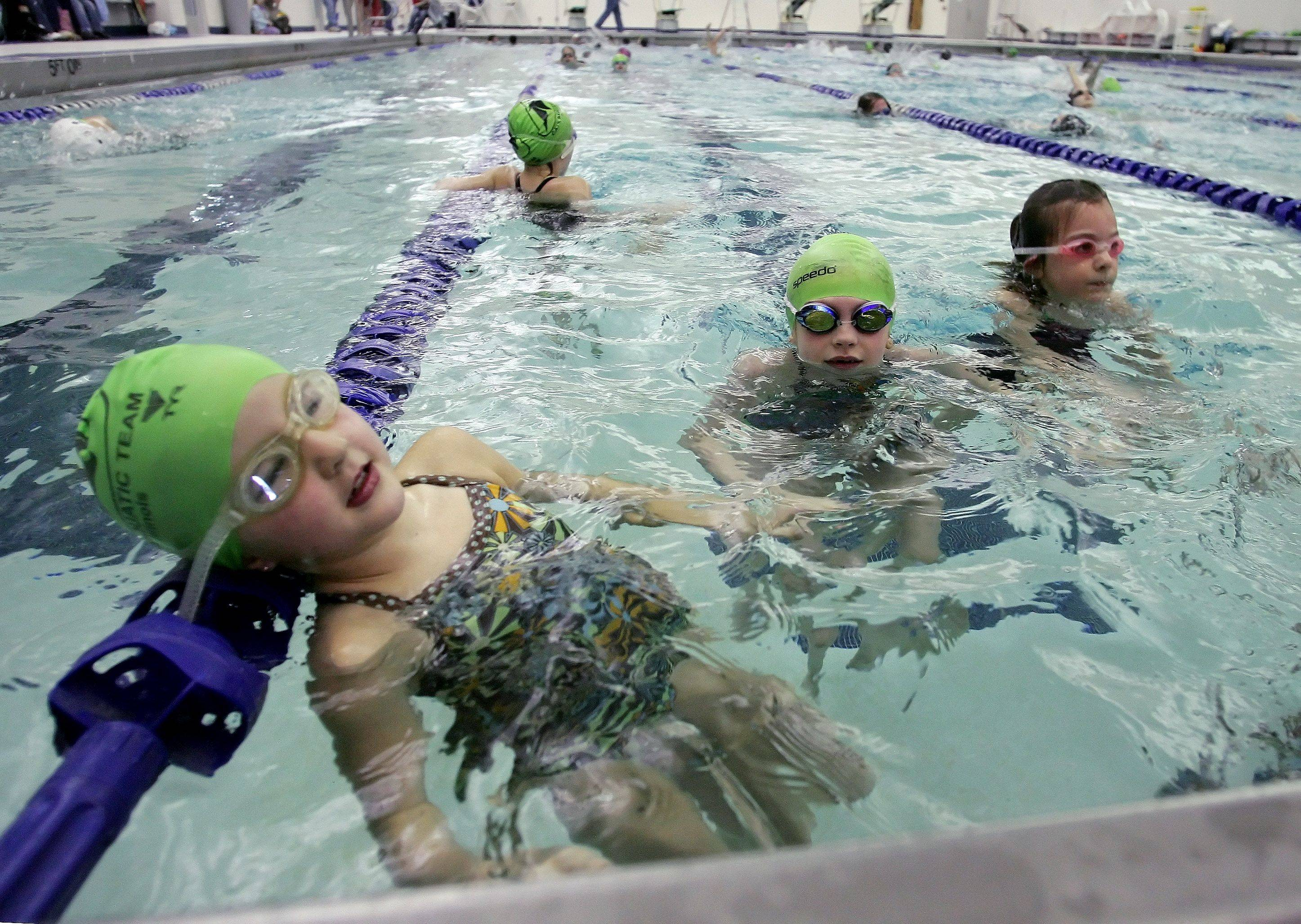 District 128 pool repairs still pending