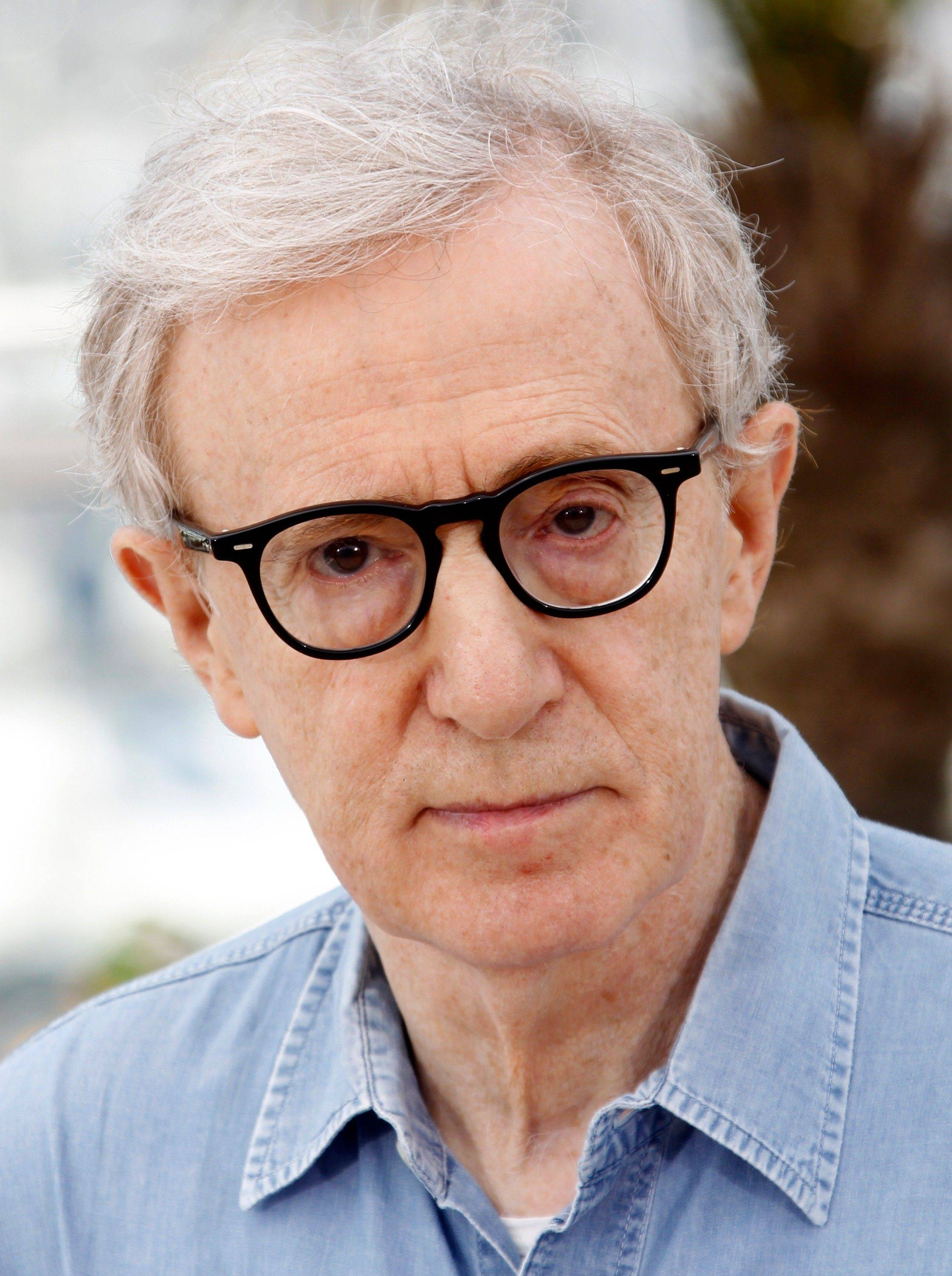 "In this May 11, 2011 file photo, director Woody Allen poses during a photo call for ""Midnight in Paris,"" at the 64th international film festival, in Cannes, southern France. Allen was nominated Tuesday, Jan. 24, 2012, for an academy award for best director for his film."