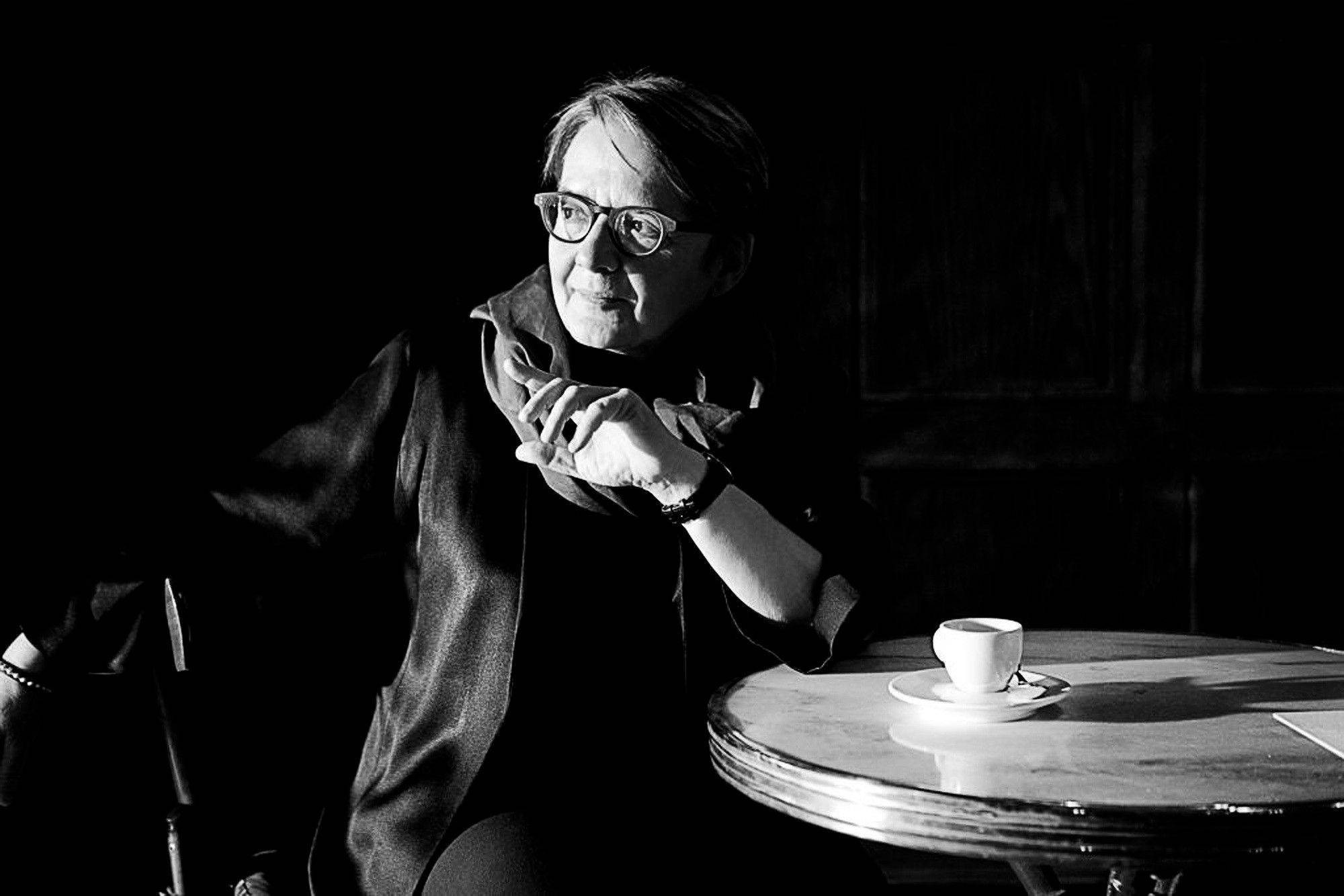 "This undated photograph shows Agnieszka Holland, the Polish director whose film ""In Darkness"" won an Oscar nomination for best foreign language film ."