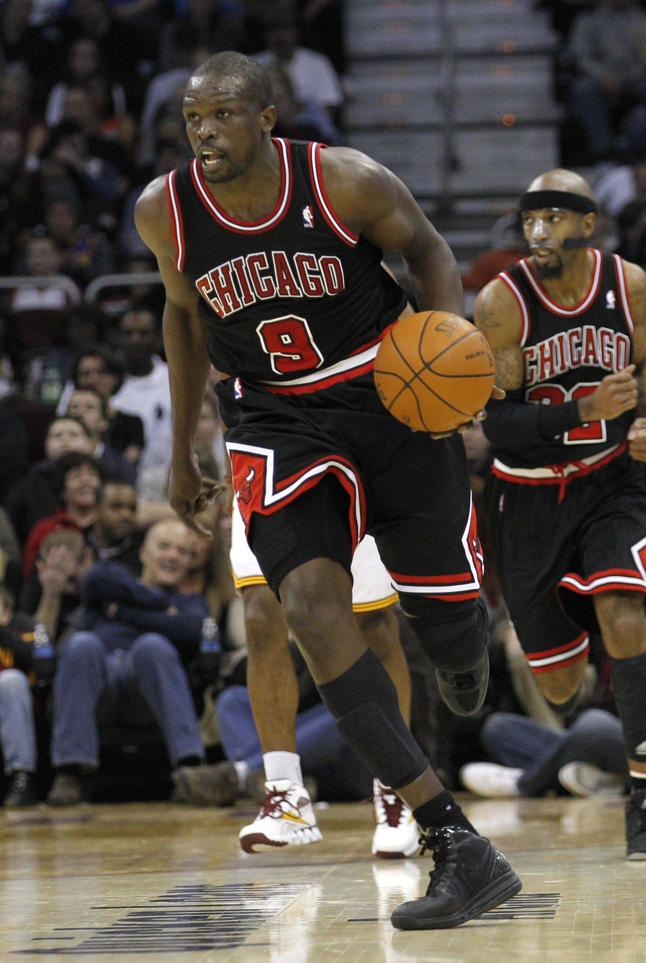 The Chicago Bulls don't know when Luol Deng will return to the lineup as he recovers from a torn ligament in his left wrist, but they do know he doesn't plan to have surgery on it.