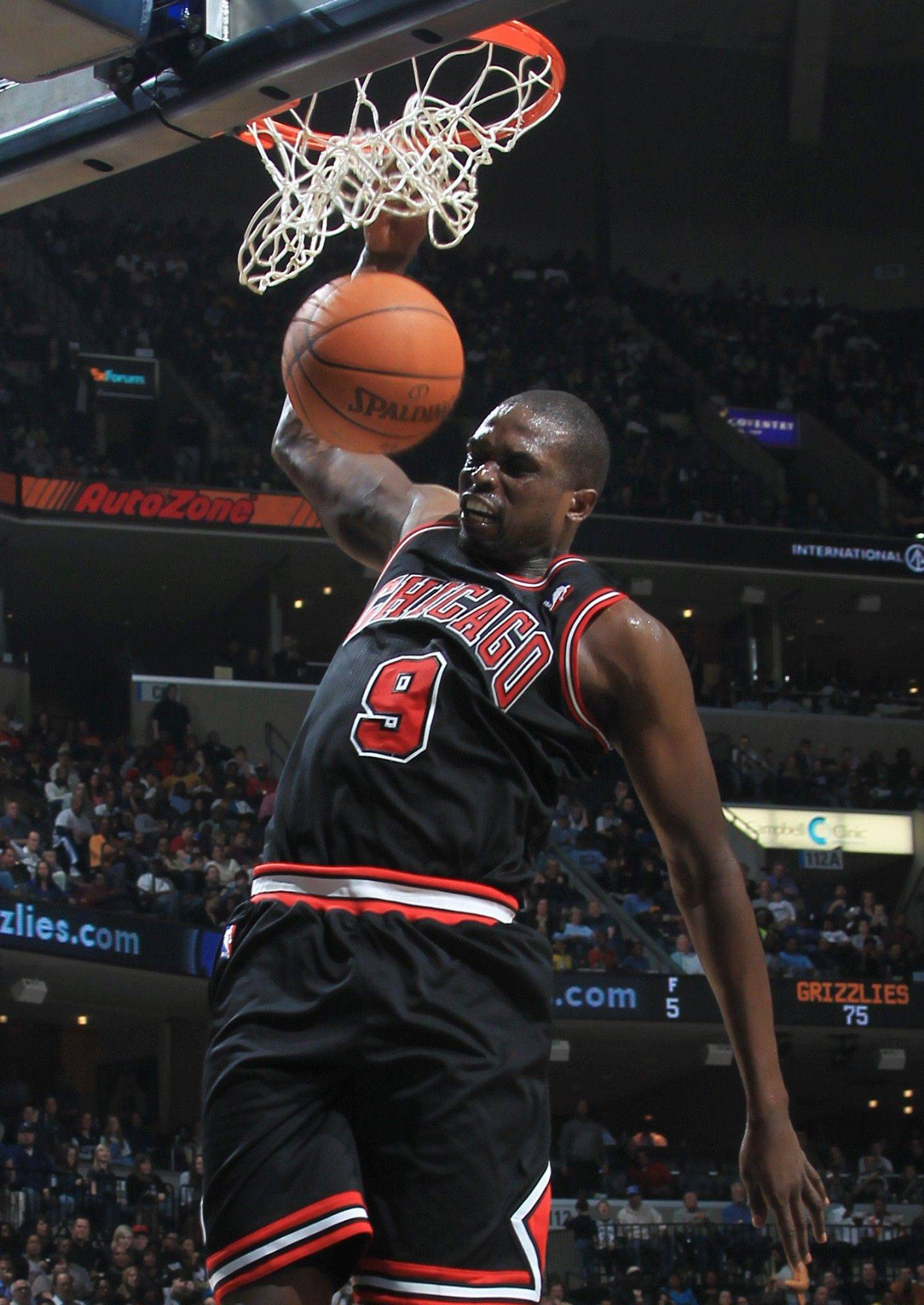 Bulls forward Luol Deng missed the playoffs when he had surgery on his right wrist in 2005. Now his left wrist has a torn ligament but he plans on rehabbing it without surgery.