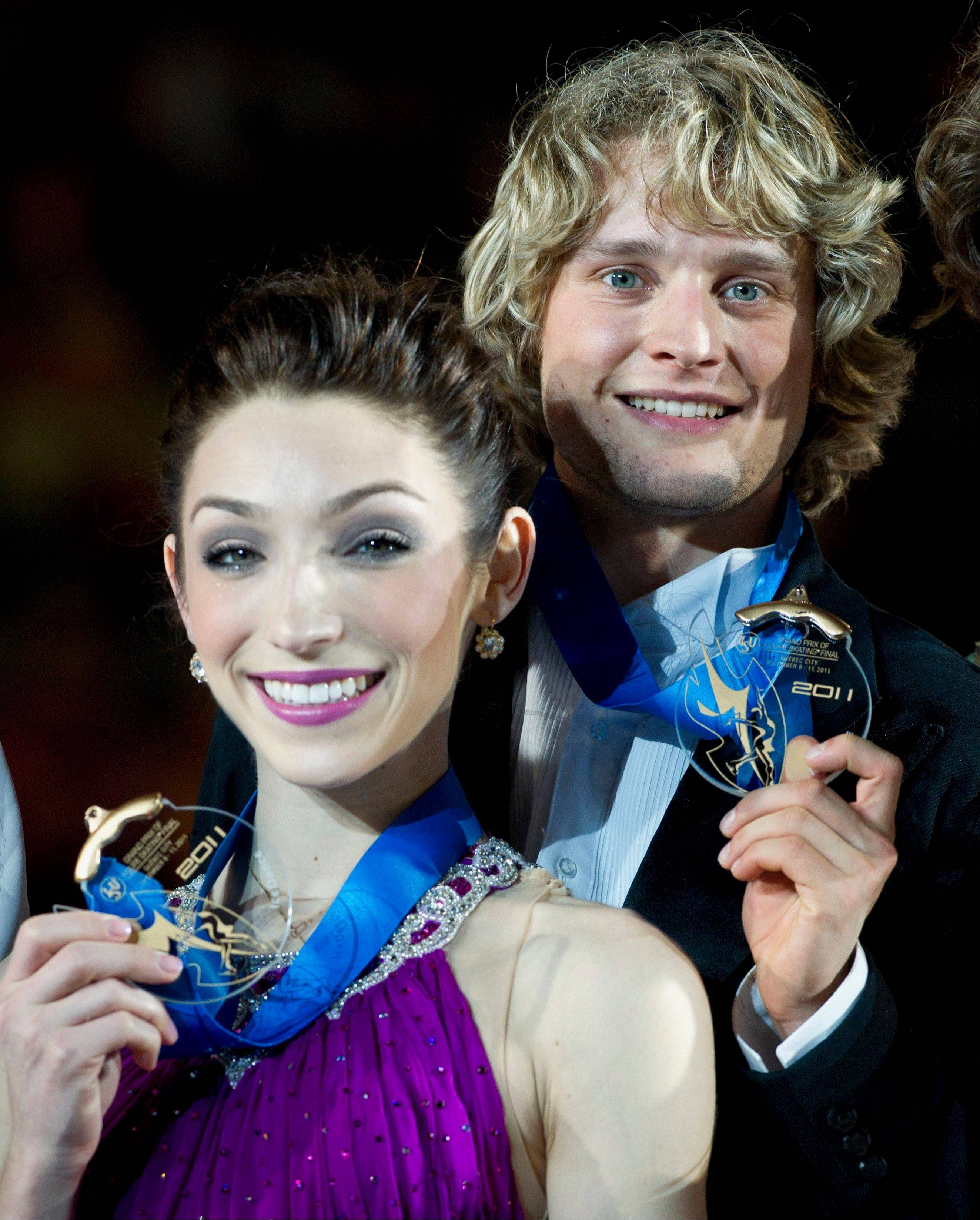Ice dancers Meryl Davis and Charlie White are considered a lock to win their fourth straight U.S. title.