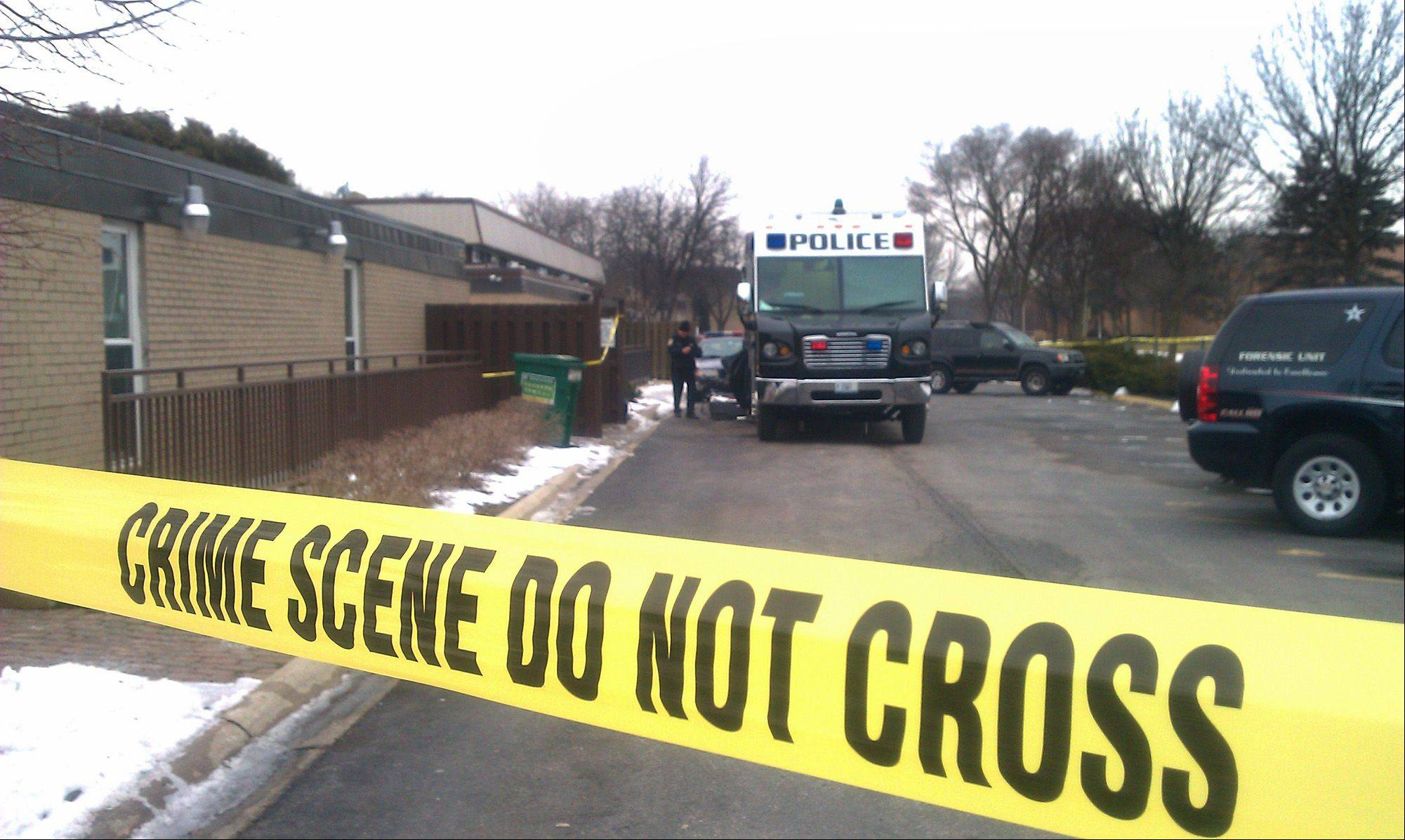 Man in Arlington Heights murder-suicide had violent past