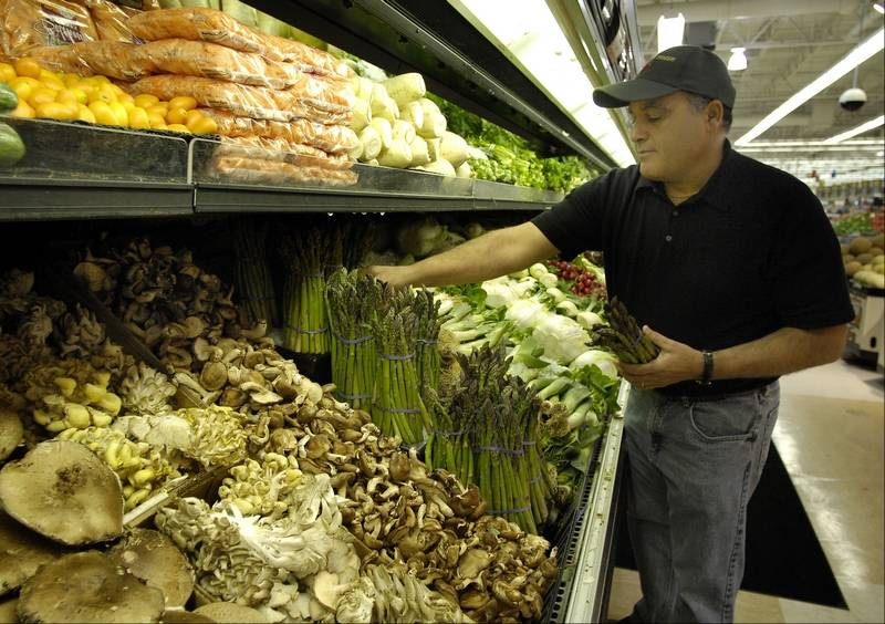 Garden Fresh in Arlington Heights slated to close
