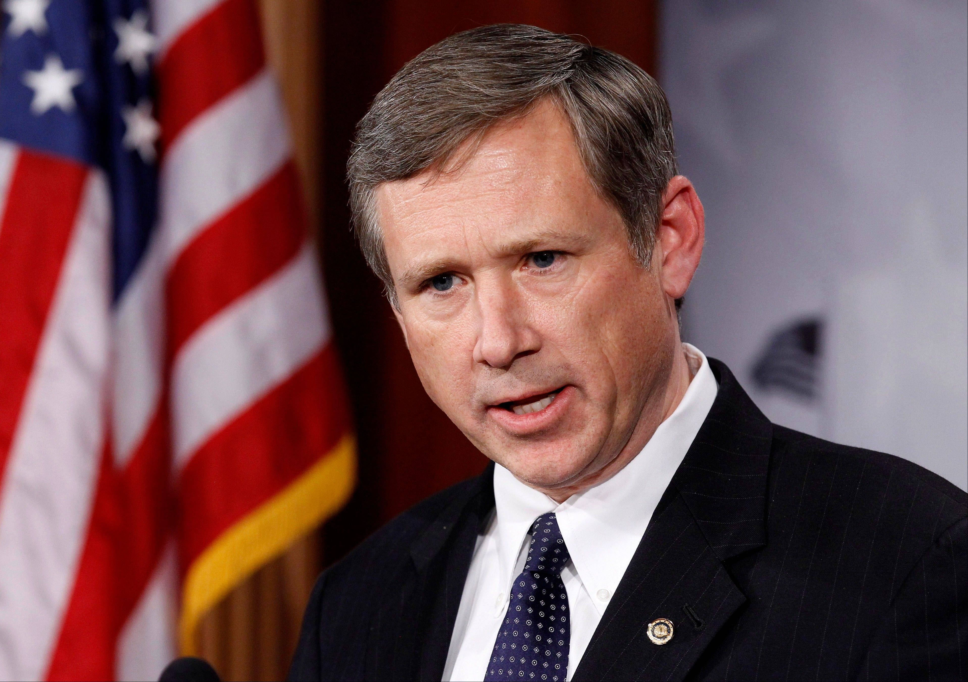 Sen. Mark Kirk underwent another surgery Wednesday night to relieve pressure from swelling in his brain.