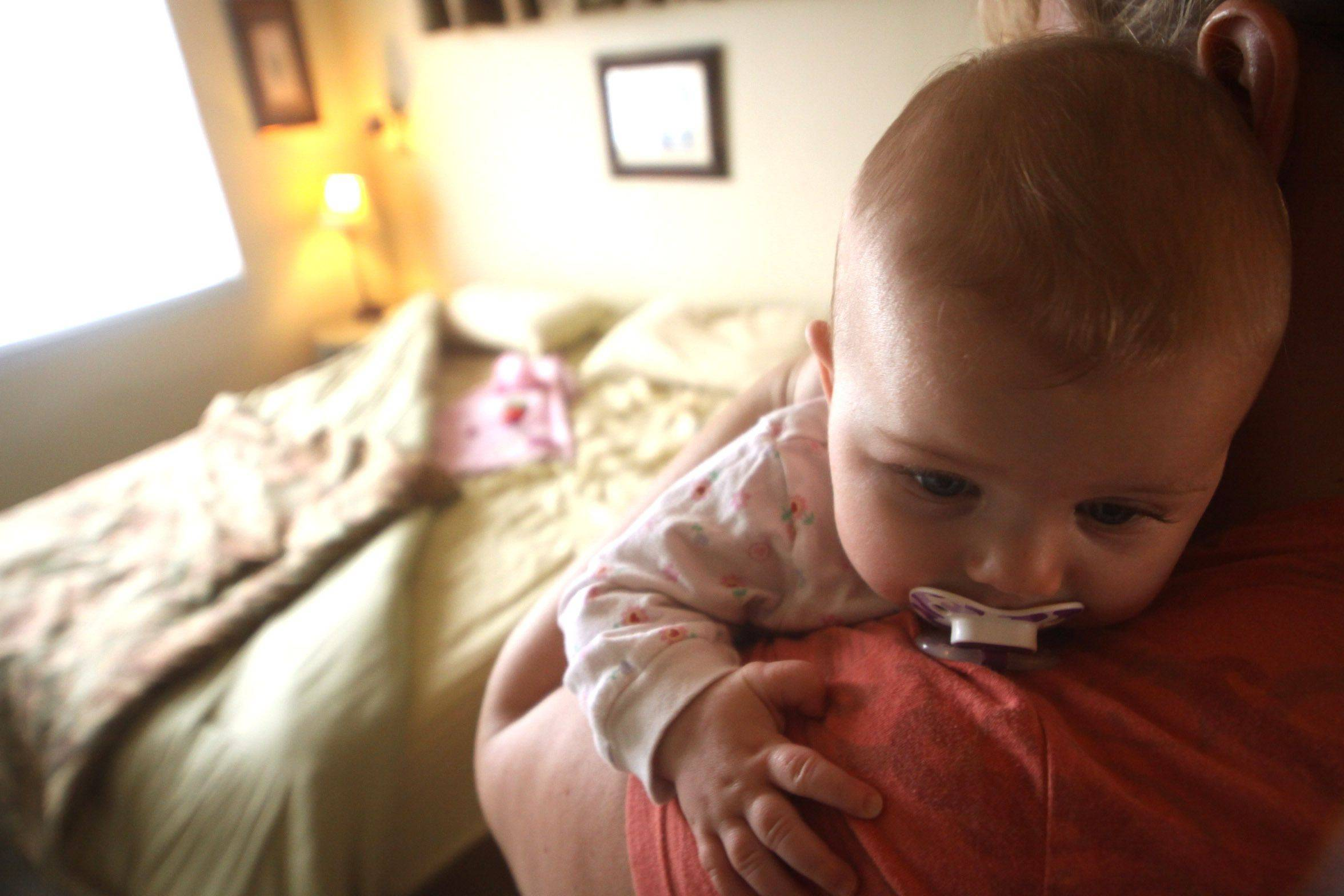 Is bedsharing dangerous for infants? DCFS says 'Yes'