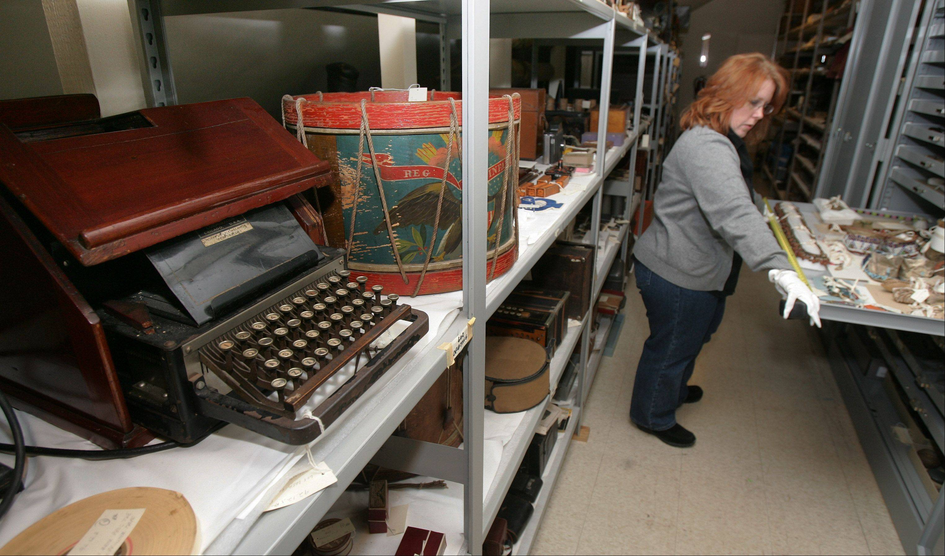 Images: Behind the scenes at the Lake County Discovery Museum