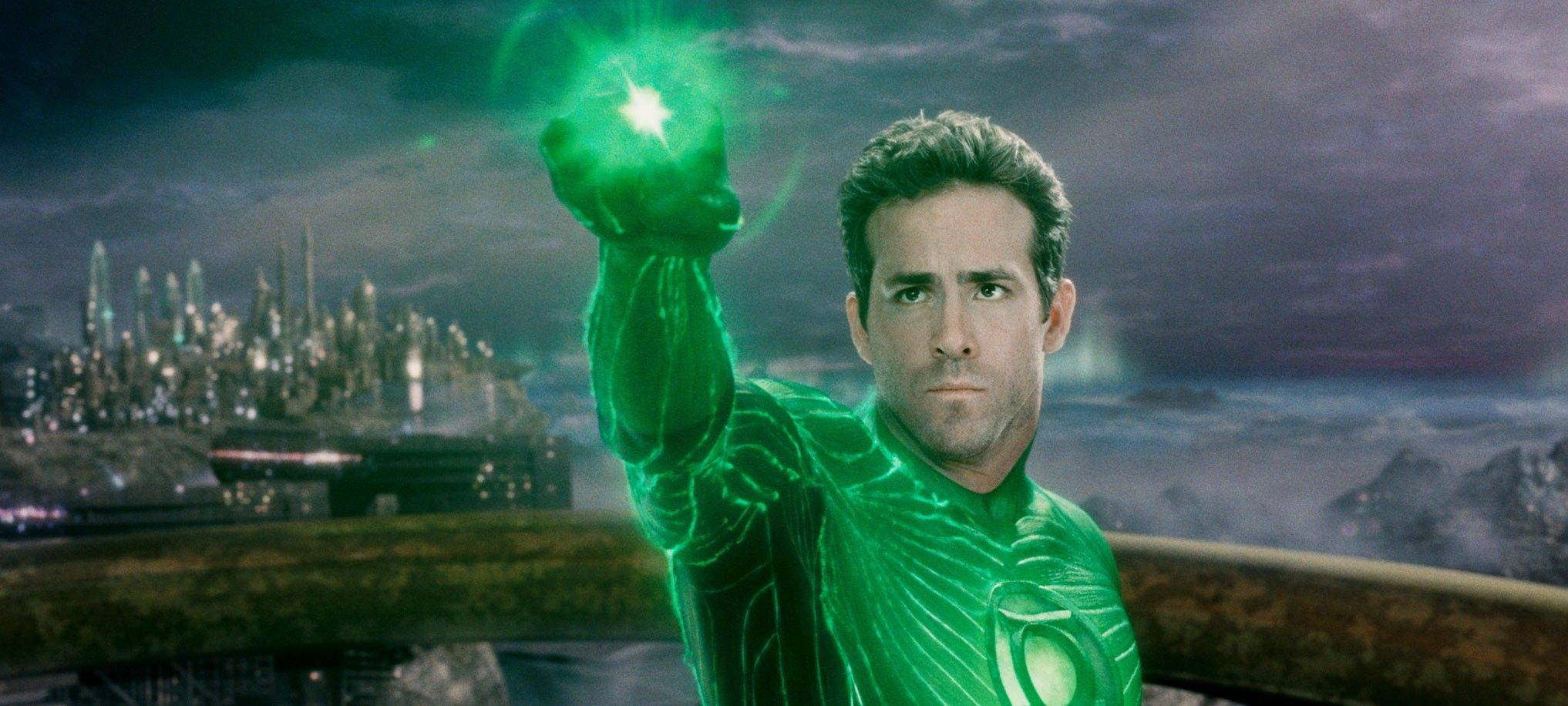 "Animation work on movies like ""Green Lantern"" made 2011 a big year for Colin Brady."