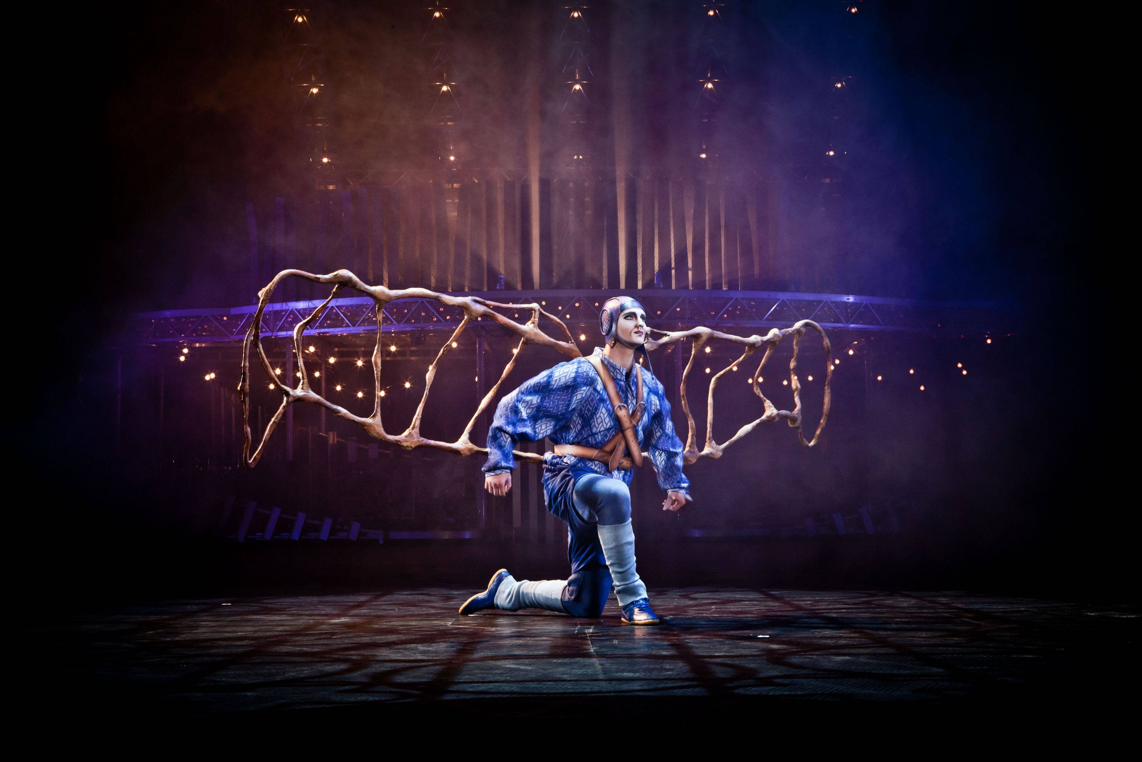 "Cirque du Soleil's ""Quidam"" tours to the Sears Centre Arena in Hoffman Estates from Wednesday to Sunday, Feb. 8-11."