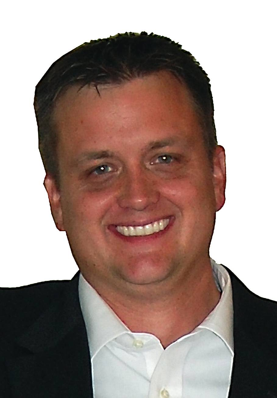 Corey Brackmann, running for McHenry County board District 6