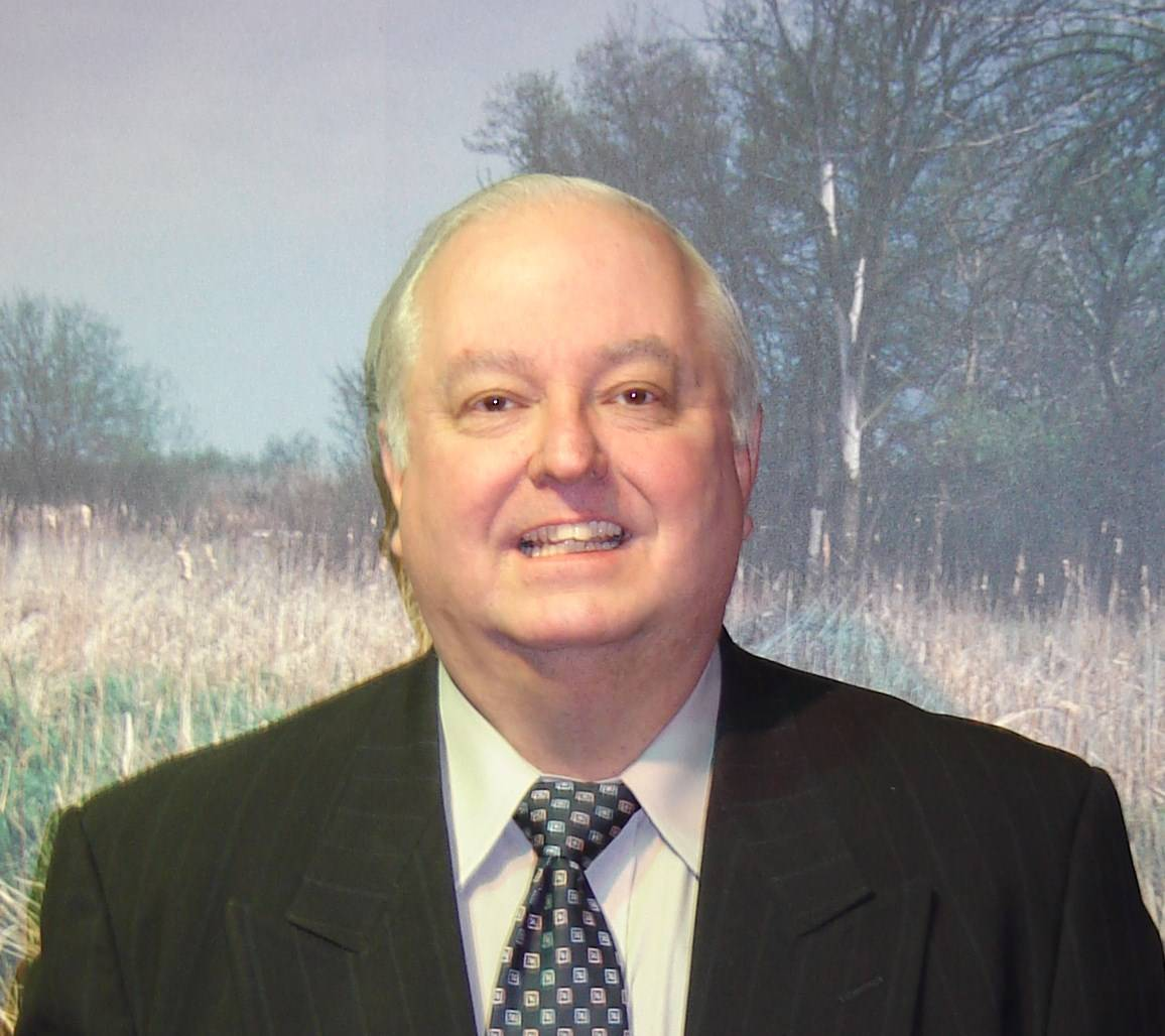 Art Pierscionek, running for DuPage Forest Preserve District 6