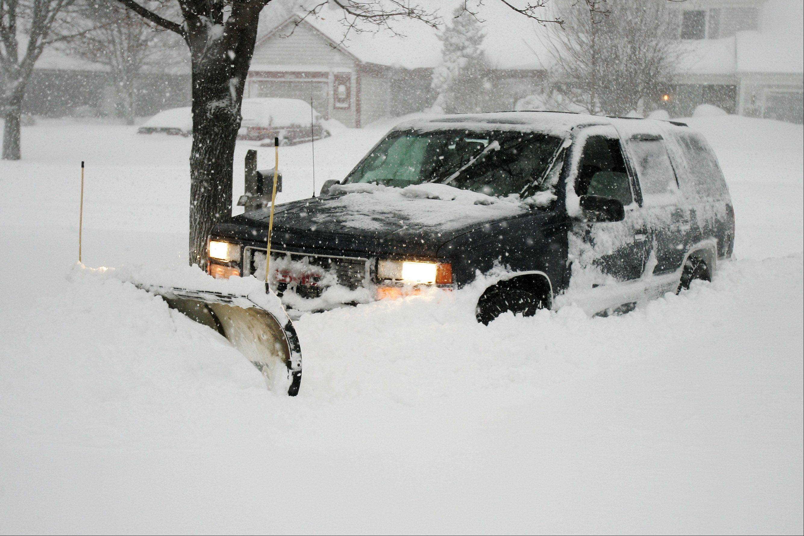 Images: Looking Back at The Blizzard of 2011