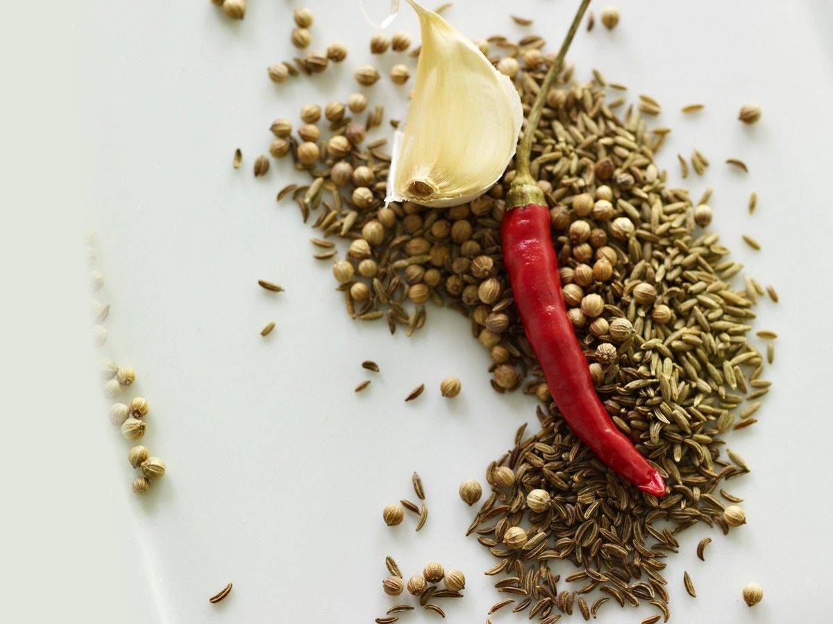 Expect more global spices to show up on American plates in 2012.