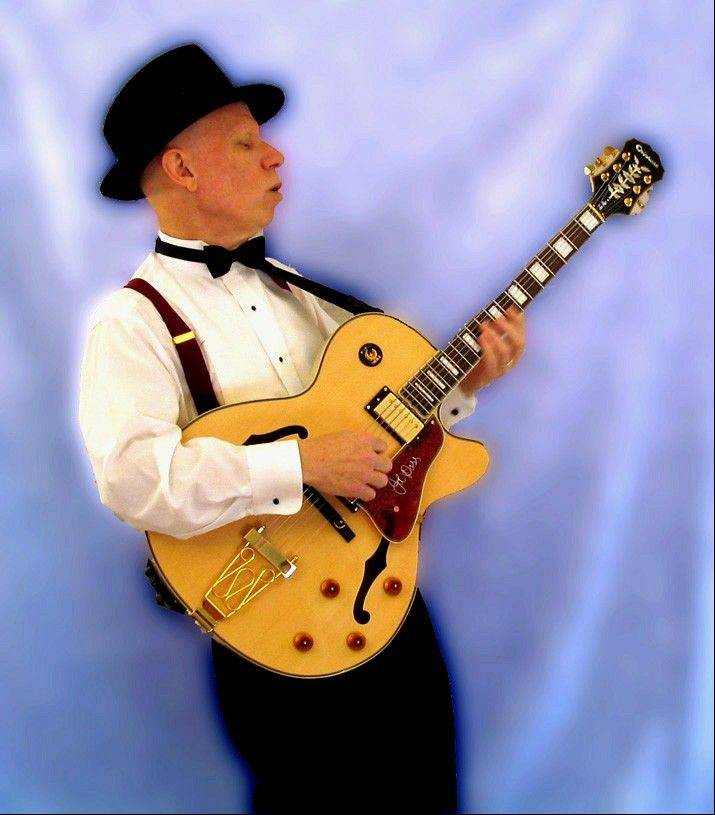 "Singer and guitarist Steve Askins will present ""Golden Songs of the Silver Screen"" on Sunday, Feb. 5, at the Dundee Library."