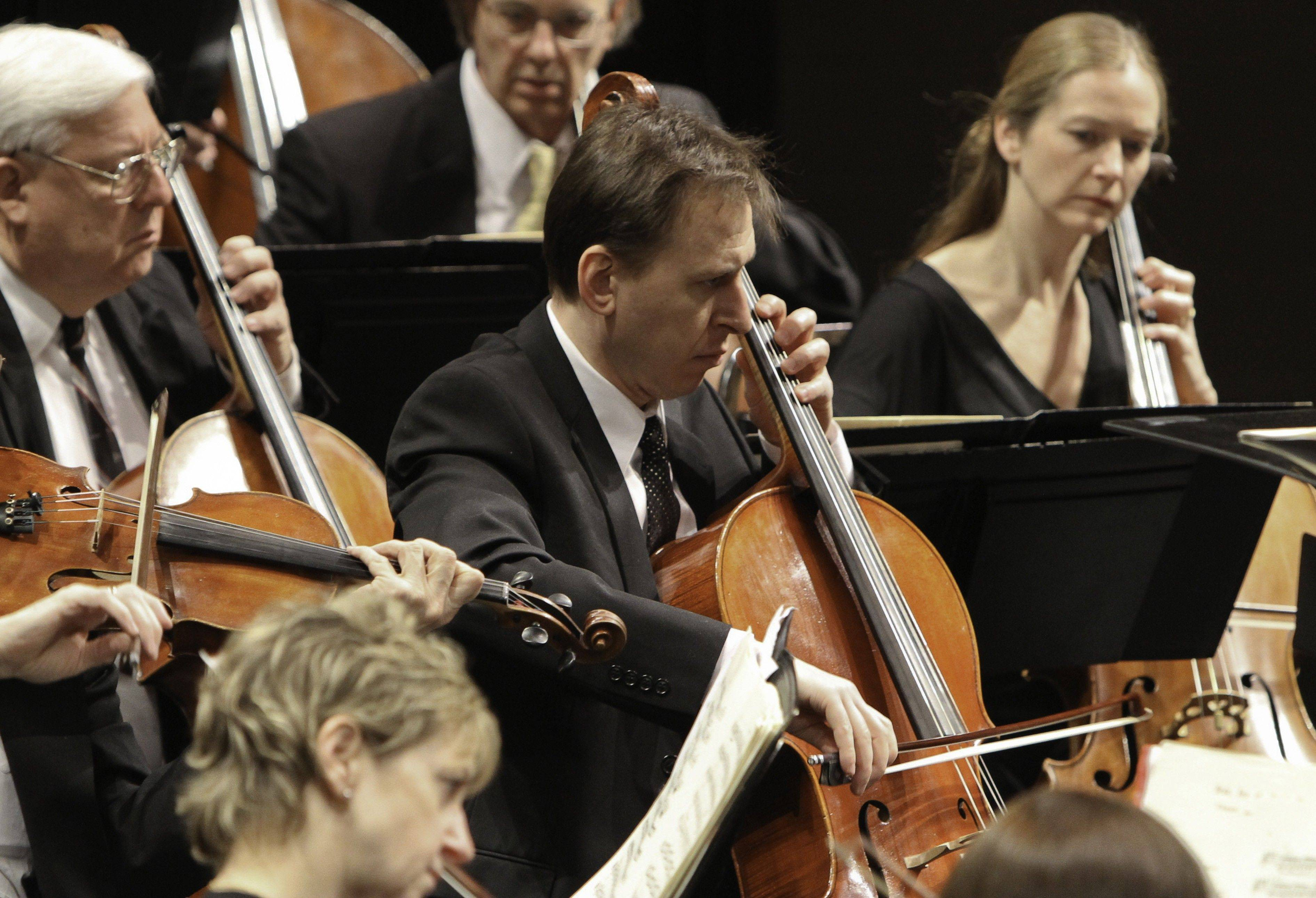 The Elgin Symphony Orchestra's 2012-13 Classics Series season will open in September.