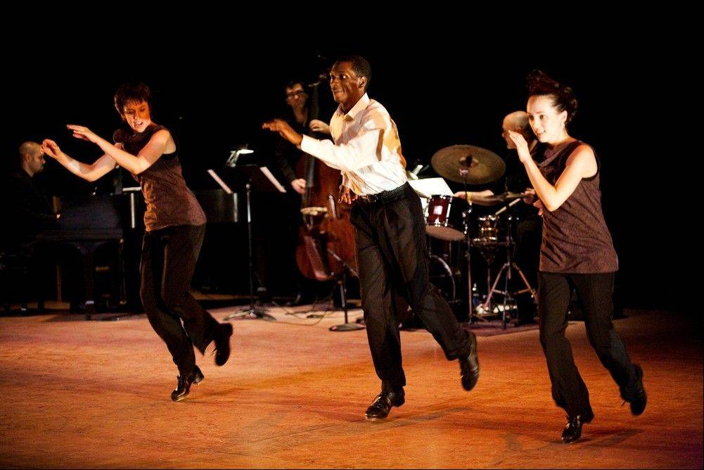 The Chicago dance troupe BAM! will bring the best in tap and percussive dance as part of Elgin Community College's celebration of Black History Month. The troupe will perform at 11 a.m. and 7 p.m. Monday, Feb. 6.