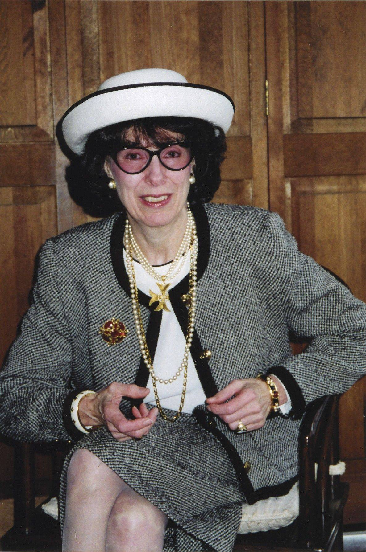 Annette Baldwin will portray legendary fashion designer Coco Chanel during a March appearance at the Lisle Library as part of The Big Read program.