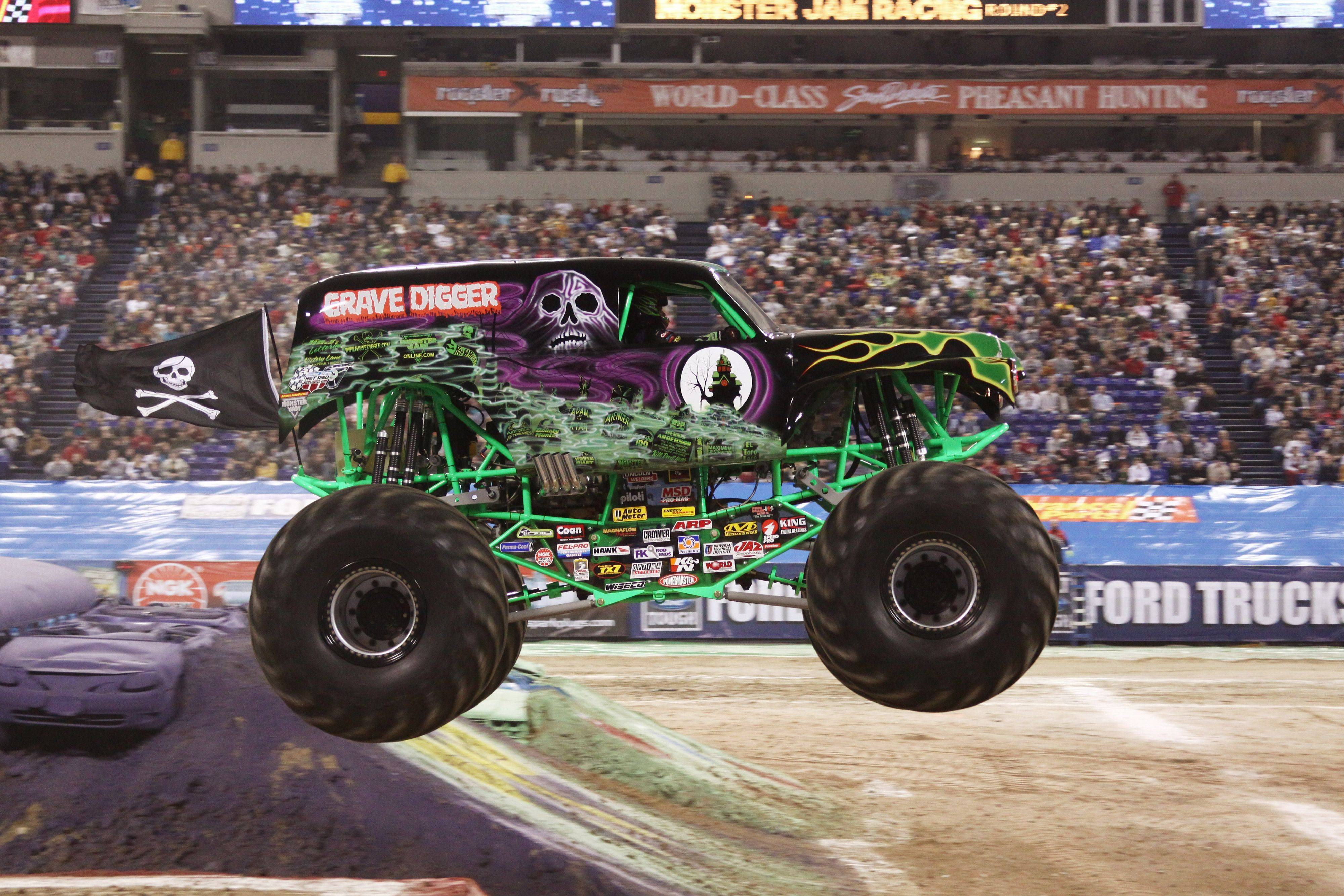 Advance Auto Parts Monster Jam will shake up the Allstate Arena, on Feb 10-12.