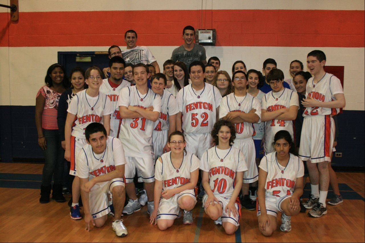 Two donors have given a total of $1,500 to Fenton High School's Special Olympics basketball team, which qualified to compete at state this March. The school will host a benefit game Feb. 8 to raise funds for the remainder of the team's travel costs.