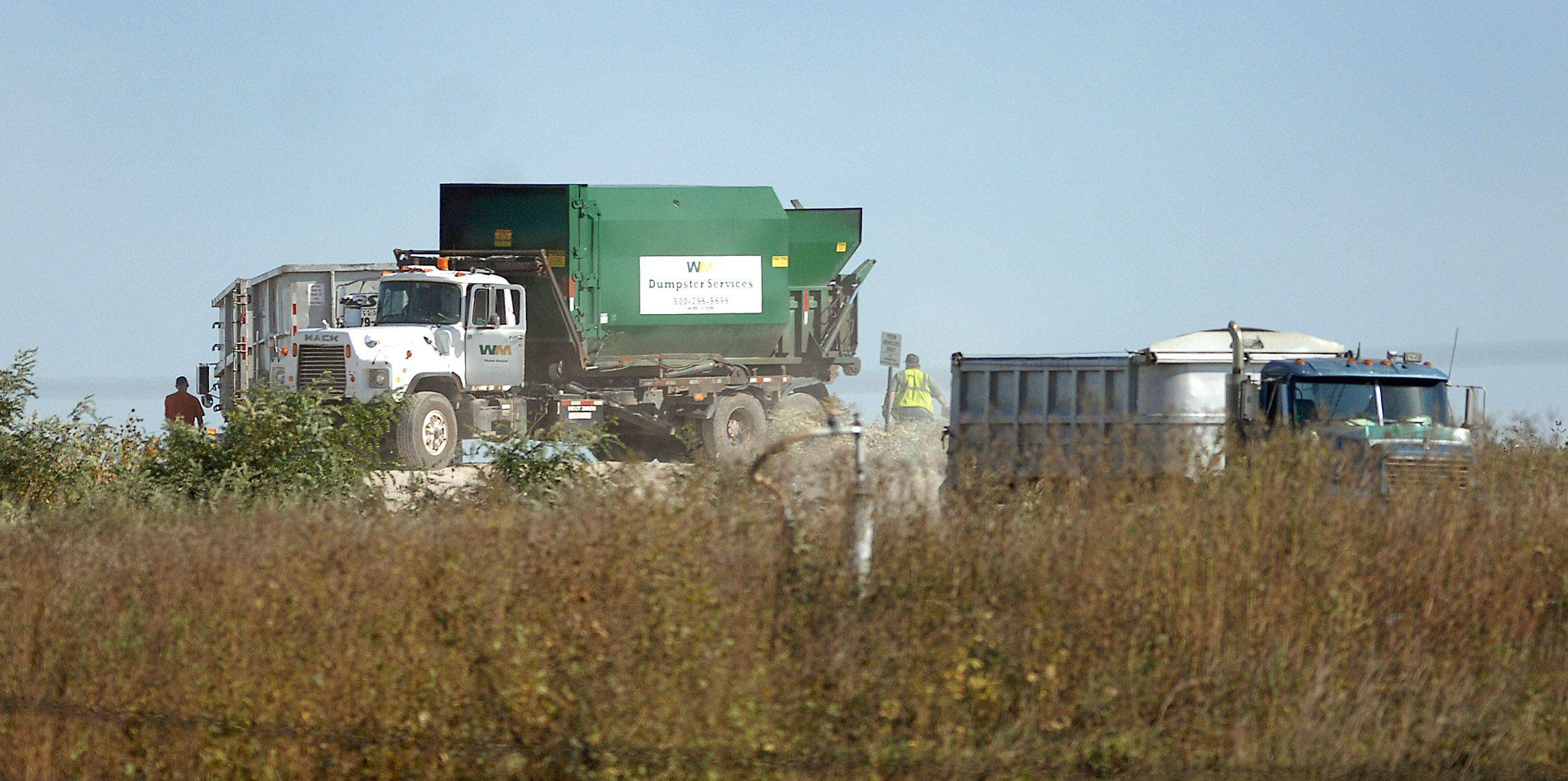 Agreement would provide monitoring at Grayslake landfill