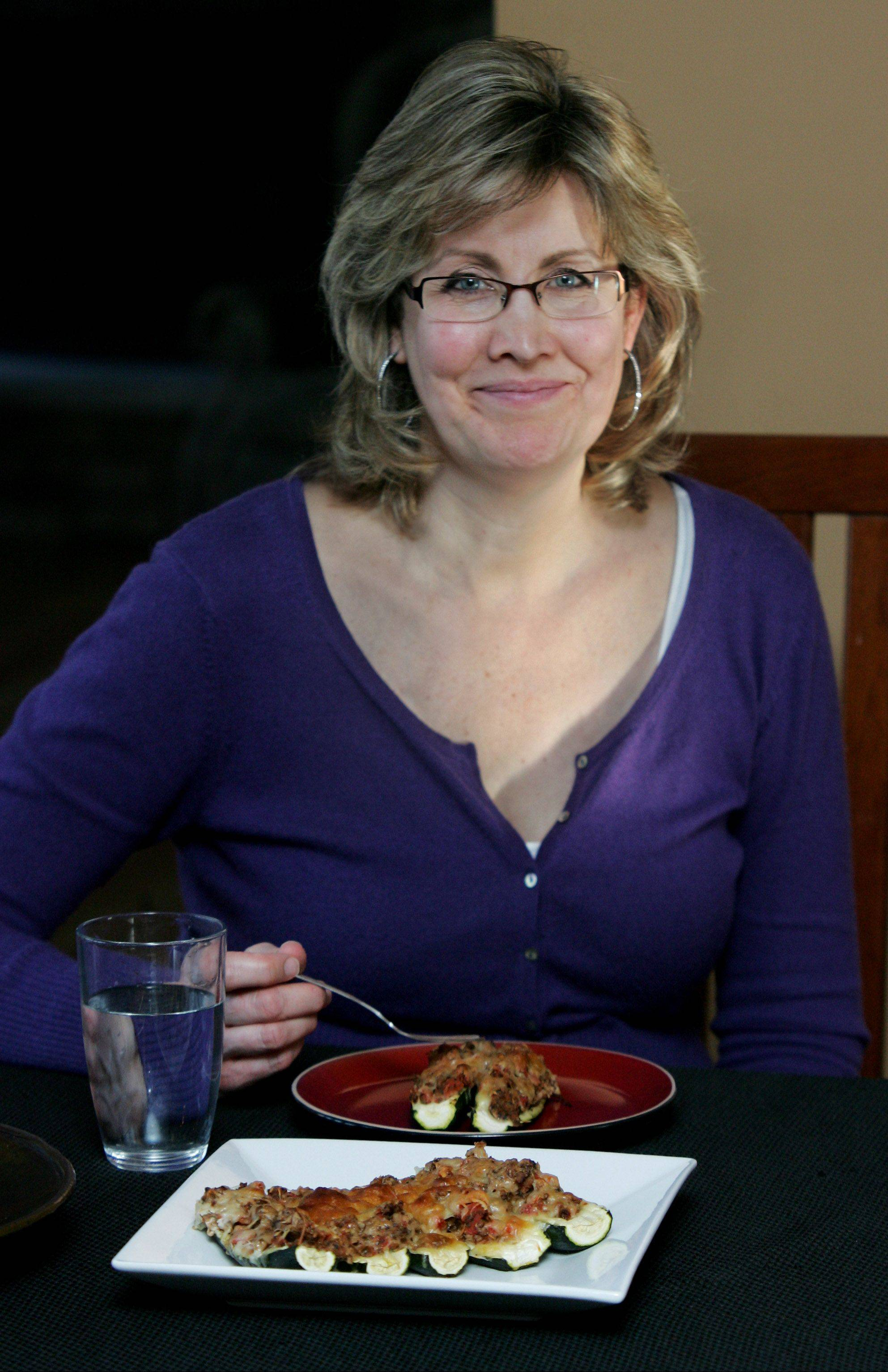 Crystal Maleski shares weekly menus and family-friendly recipes through her website, makedinnereasy.com.