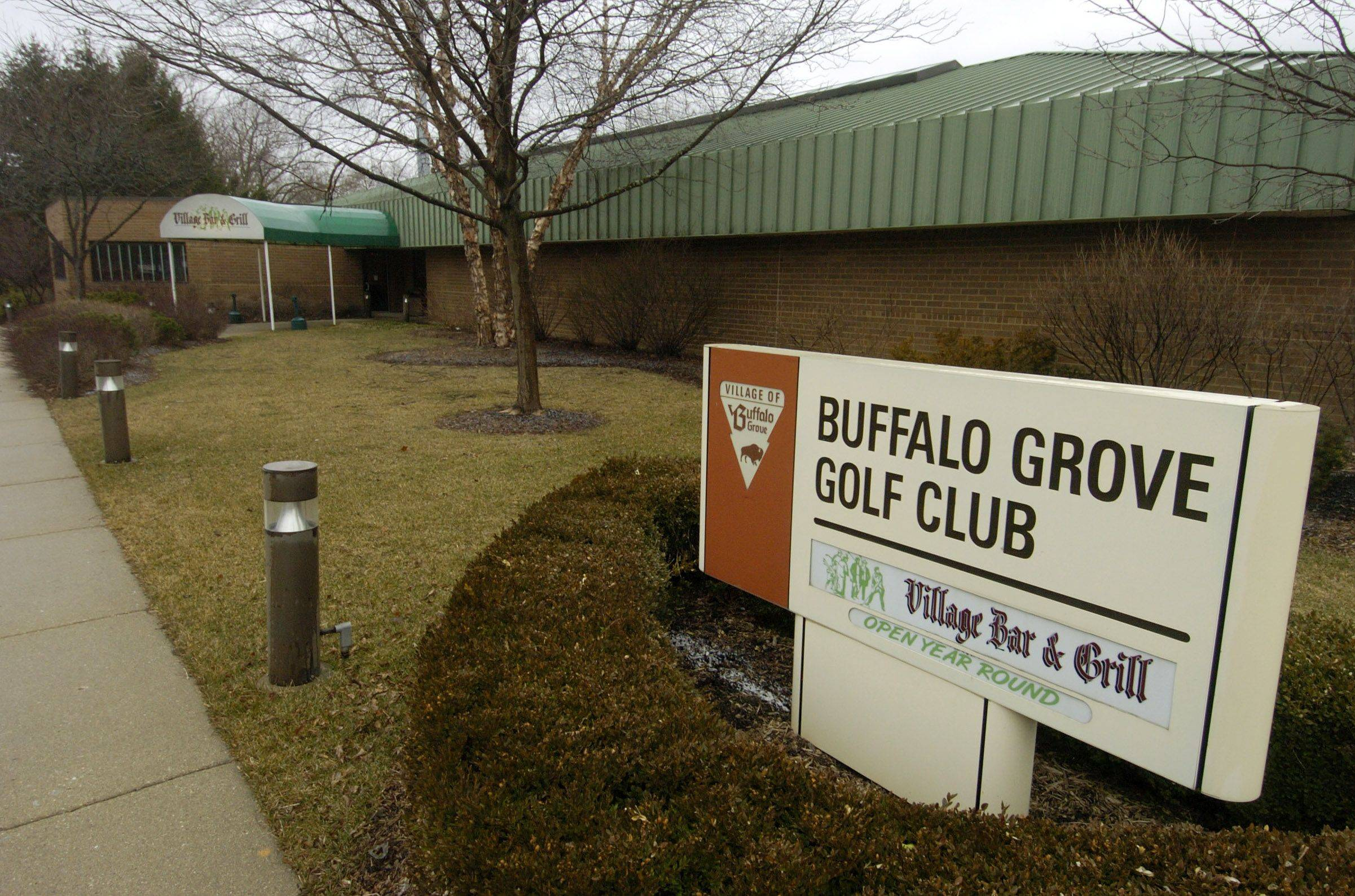 Buffalo Grove officials are weighing a proposal to allow an off-track betting parlor on the village's campus at Raupp Boulevard and Lake-Cook Road. The OTB would become part of the Village Bar & Grill. The campus also includes village hall and the village's police station.