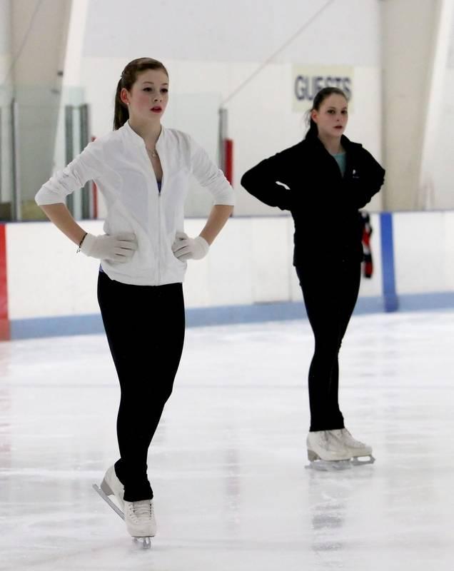 Suburban Skater Harbors Olympic Dreams