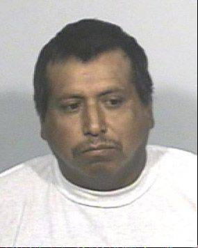 Vincente Torres-Vasquez, 48 of Round Lake Beach, is charged with being drunk when he crashed into a motorcyclist and killed him pleaded not guilty Thursday in Lake County Circuit Court. Vicente Torres-Vasquez faces up to 15 years in prison if convicted of aggravated DUI and reckless homicide.