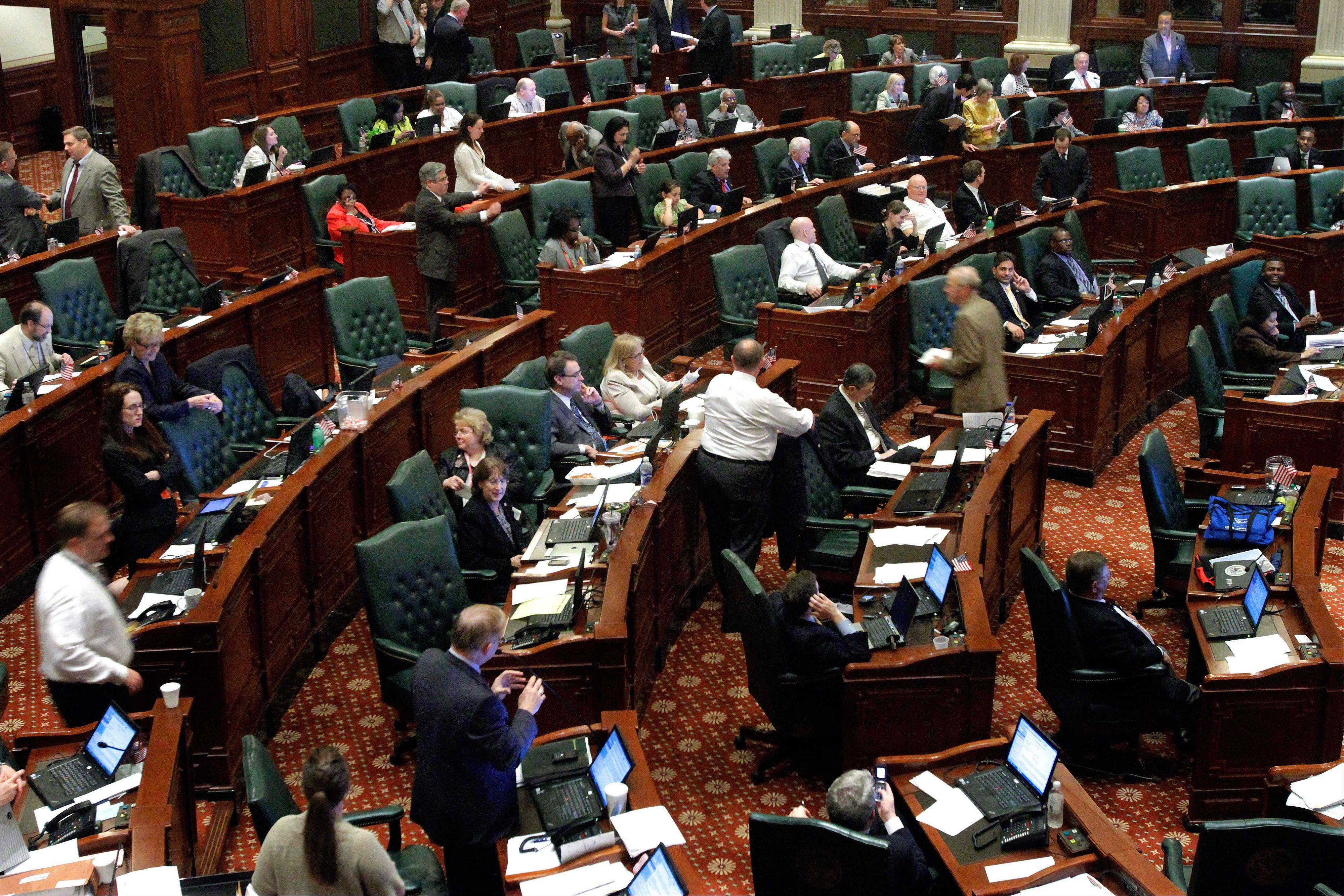 Less than 2 percent of the new laws passed last year by the Illinois General Assembly included financial reports, called fiscal notes, which indicate to legislators the cost or savings of the bill.