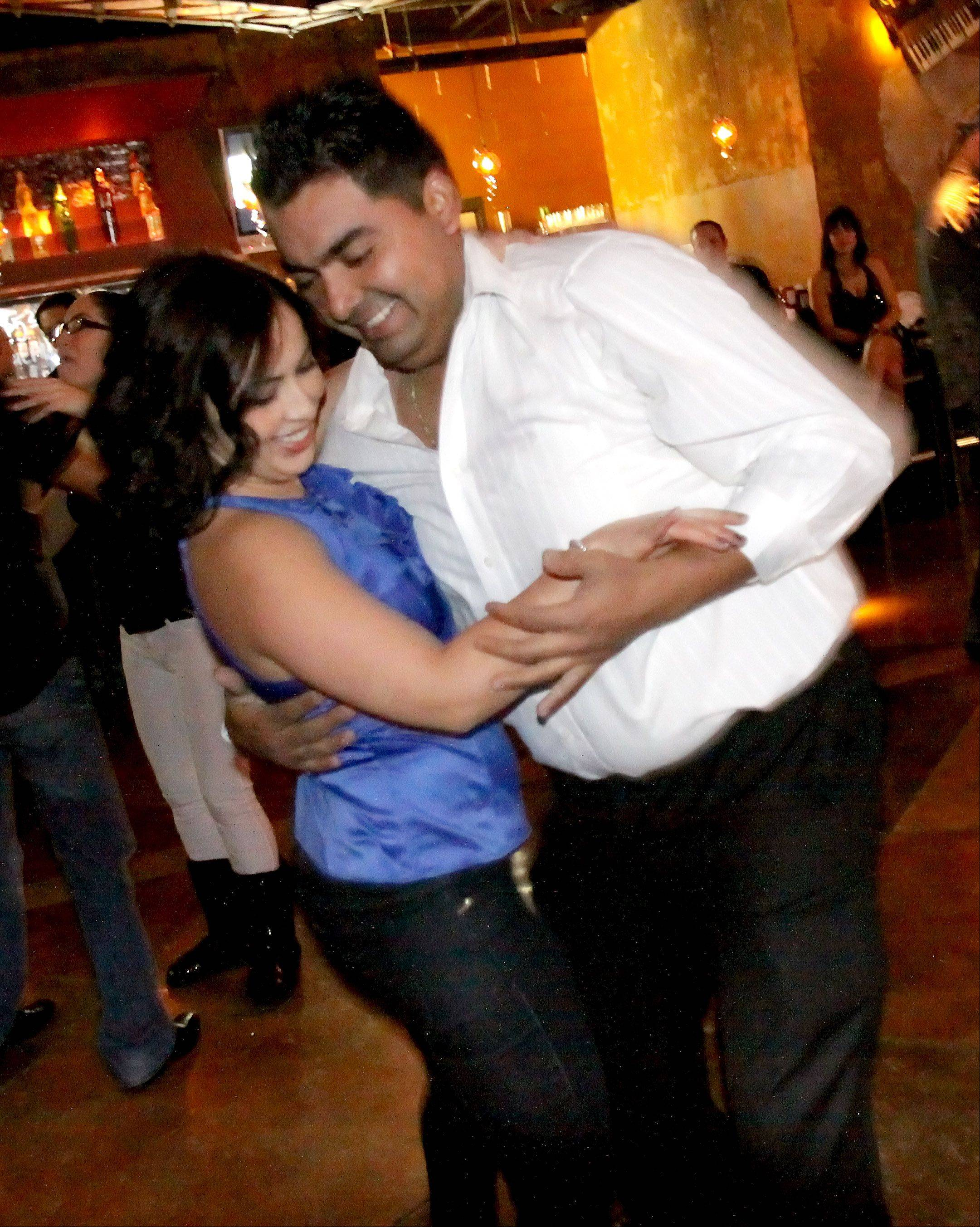Salsa dancing finds its footing in the suburbs