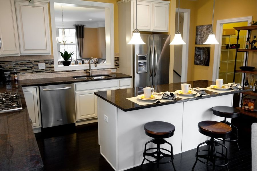 New Home Preview In Sync With Housing Trends