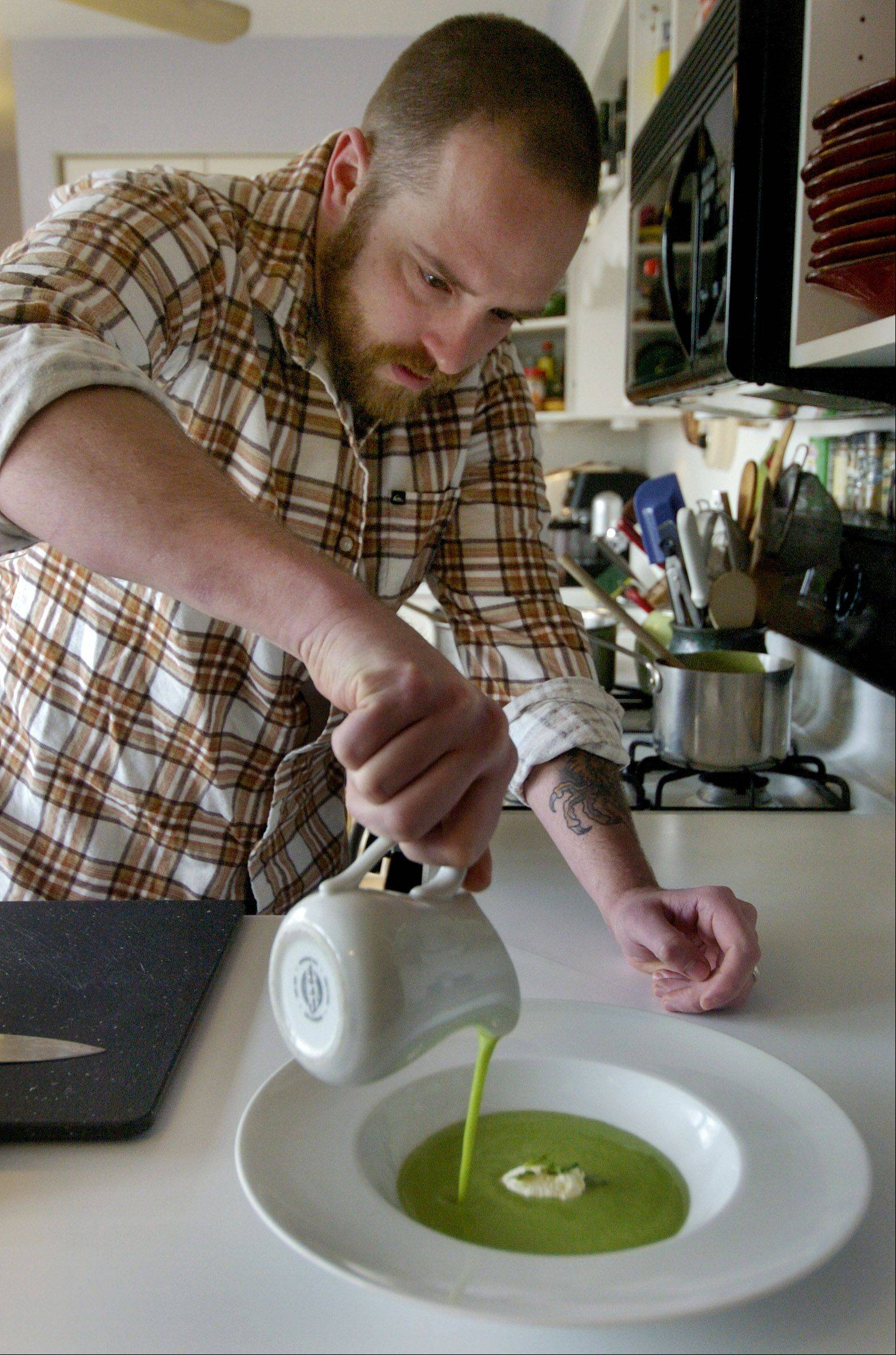 Chef returns to Midwest roots