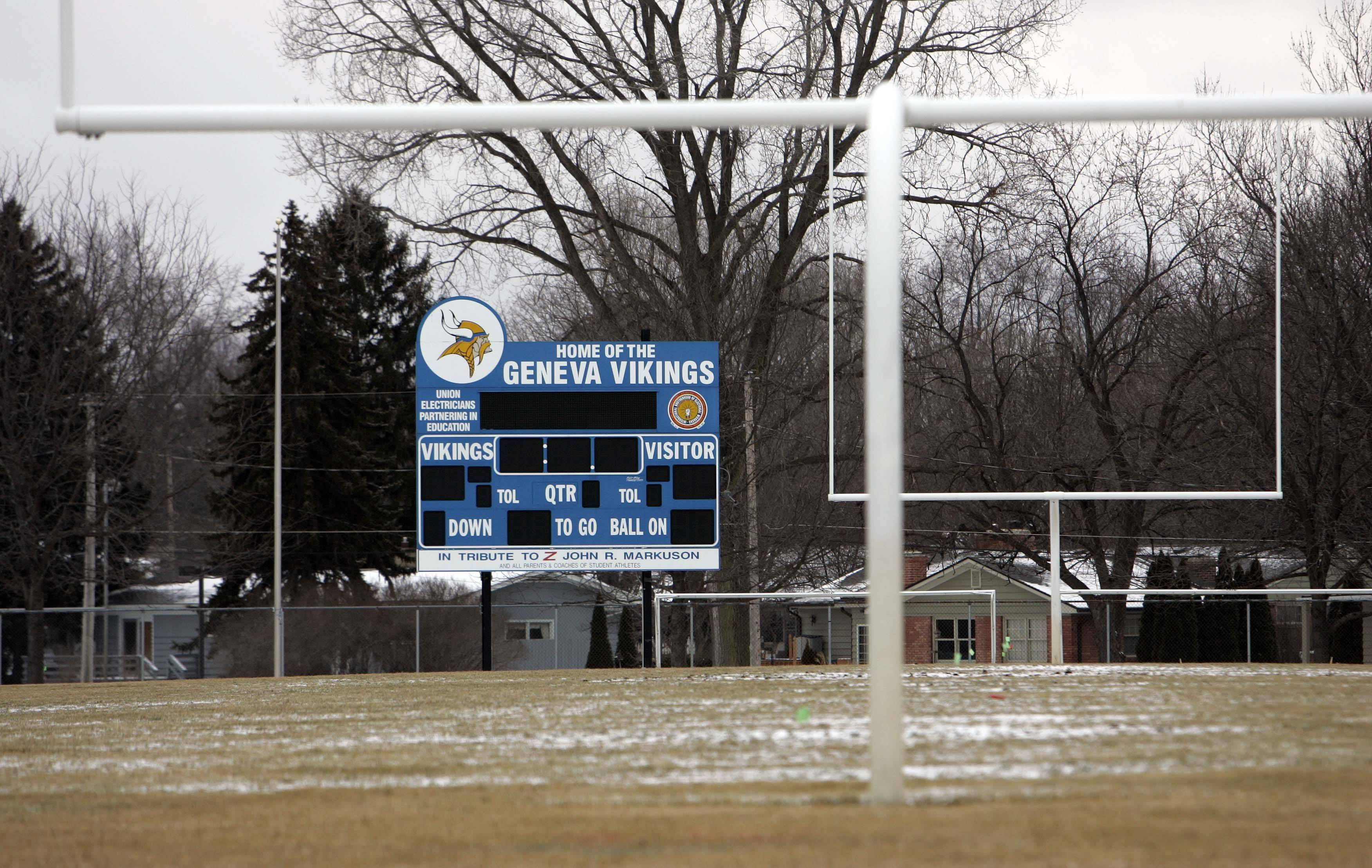 Geneva High will get artificial turf for $1.1 million
