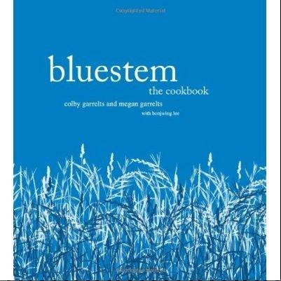 """bluestem, the cookbook"""