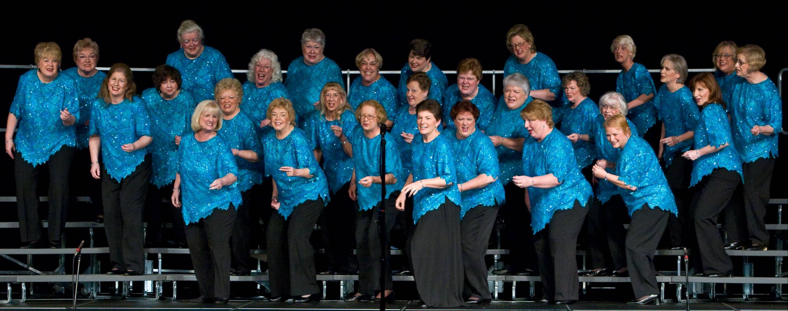 Village Vocal Chords, a Glen Ellyn-based women's chorus, will perform a 40-minute concert at 3 p.m. Sunday, March 18, as the second act in the Maple Street Chapel Preservation Society's annual variety series.