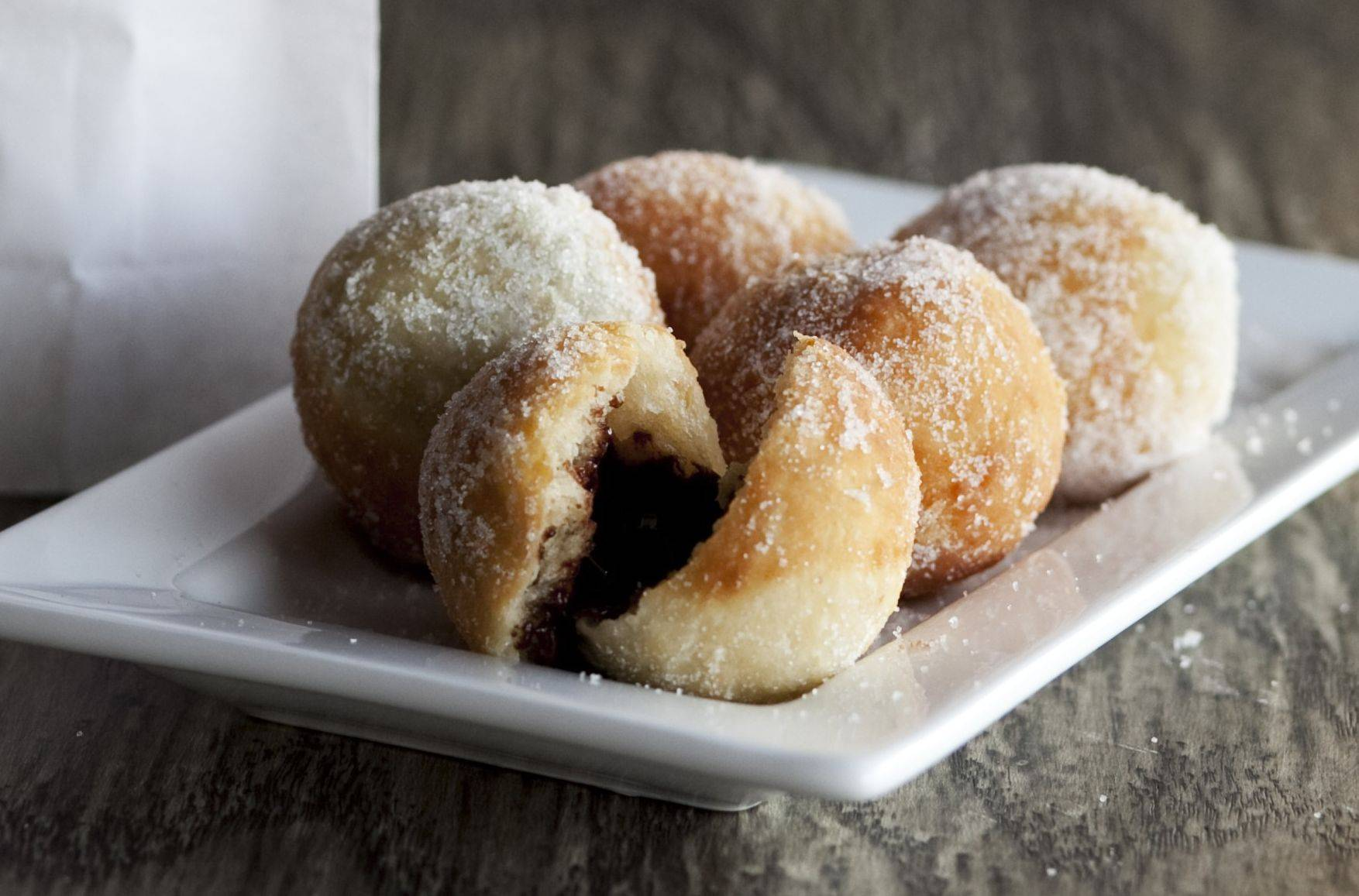 Hot, fresh beignets are on the Restaurant Week menu at Tokio Pub in Schaumburg.