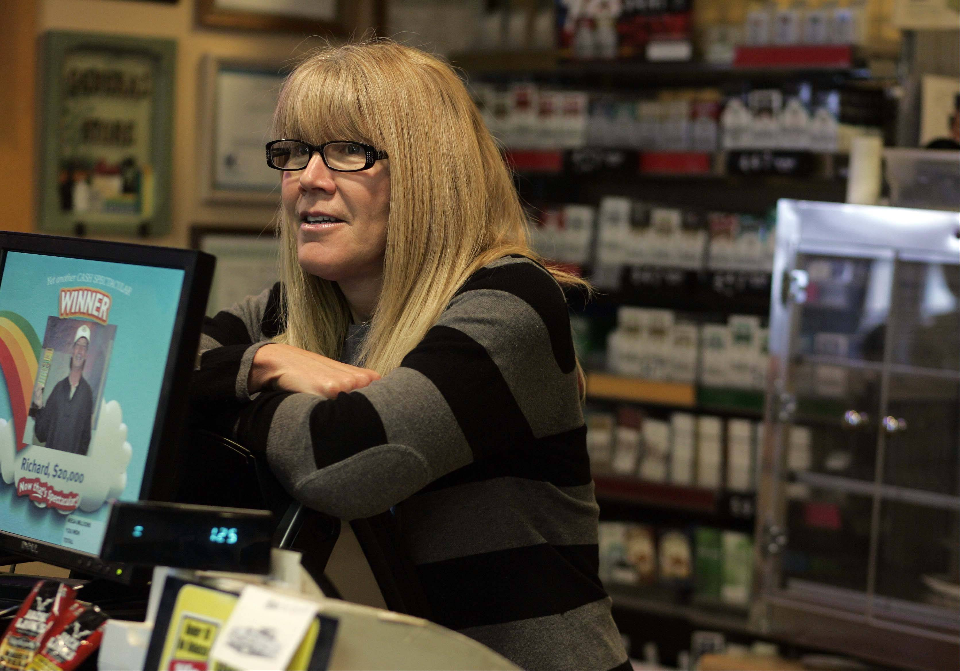 Cindy Kamijima, who regularly holds court with customers each morning, plans on spending some time with family as she looks for her next adventure once she closes the General Store of Udina.
