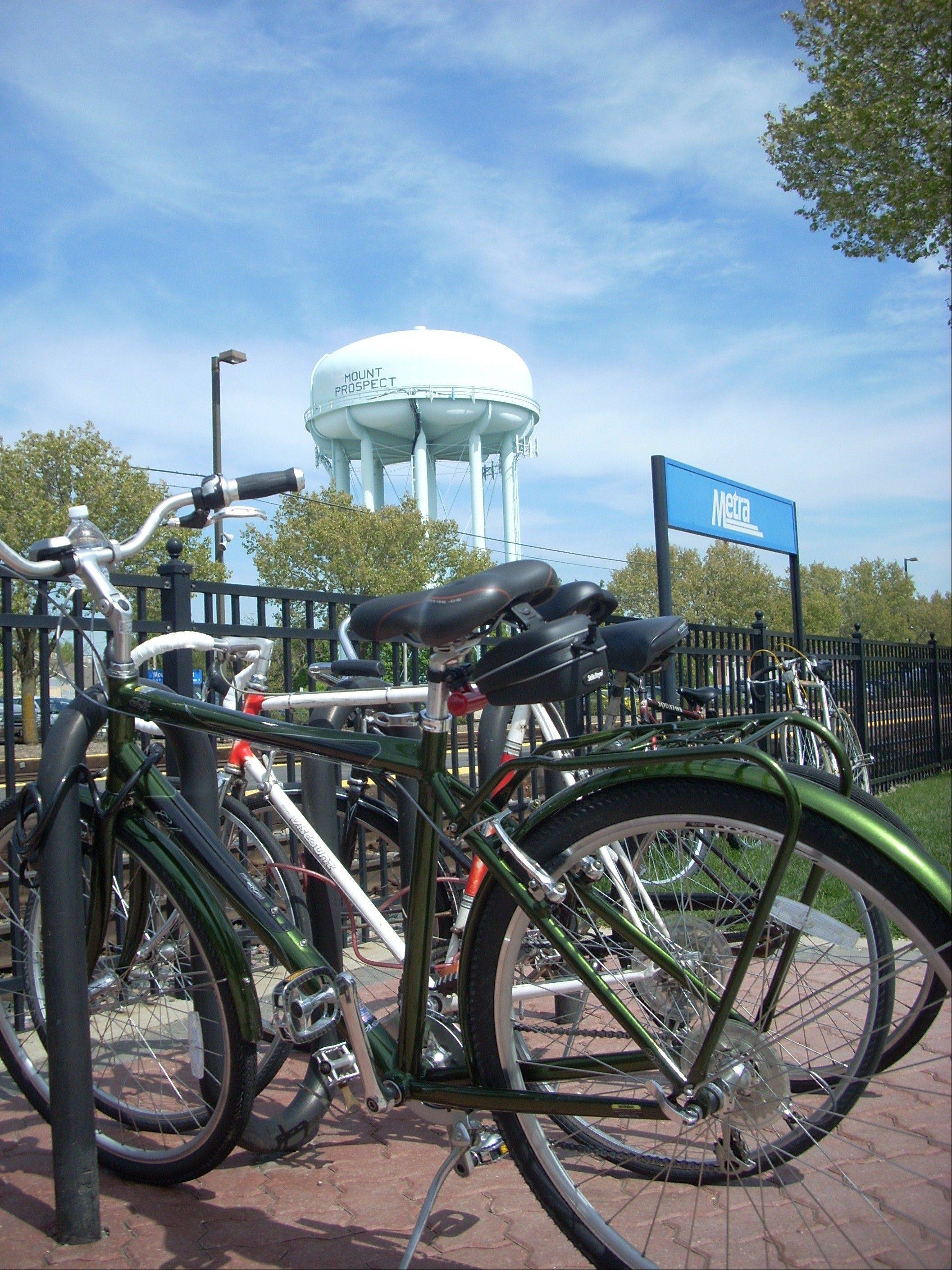 Mount Prospect leaders have approved a planning tool designed to encourage bicycle use in the village.