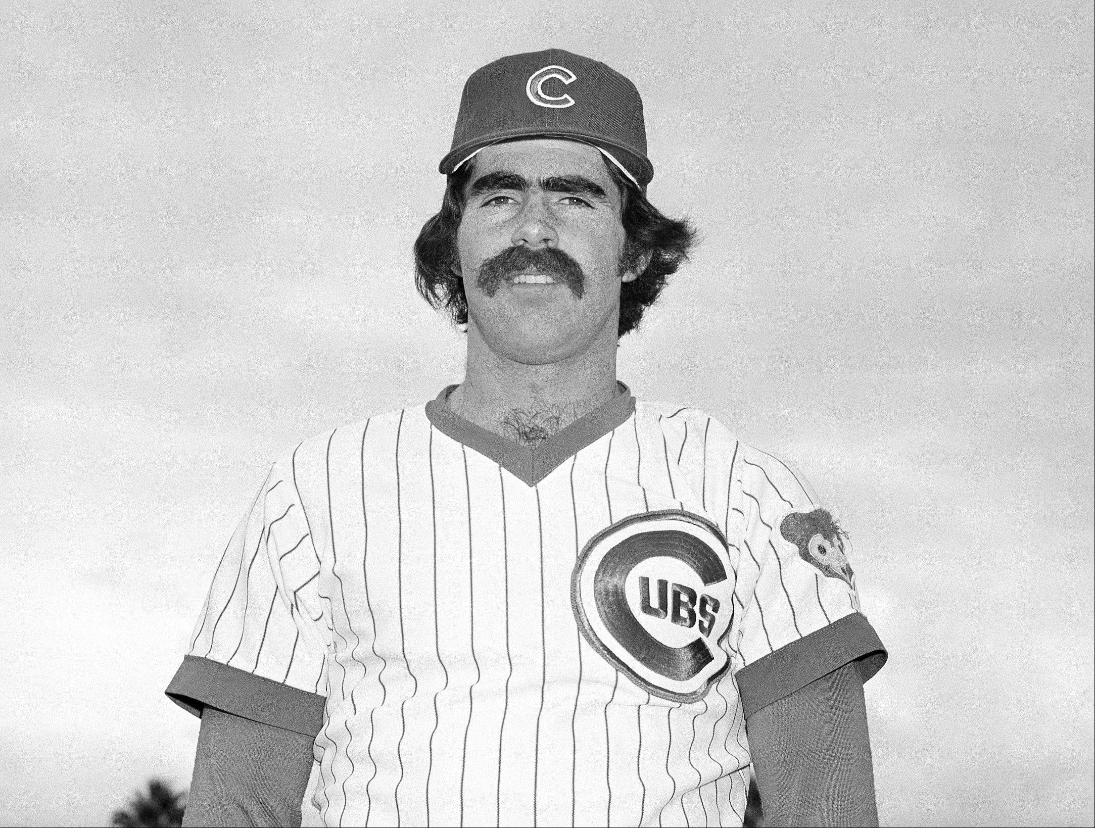 Bill Buckner, 22, infielder of Chicago Cubs in March 1978.